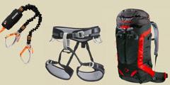 Ausrüstung Klettern & Bergsteigen