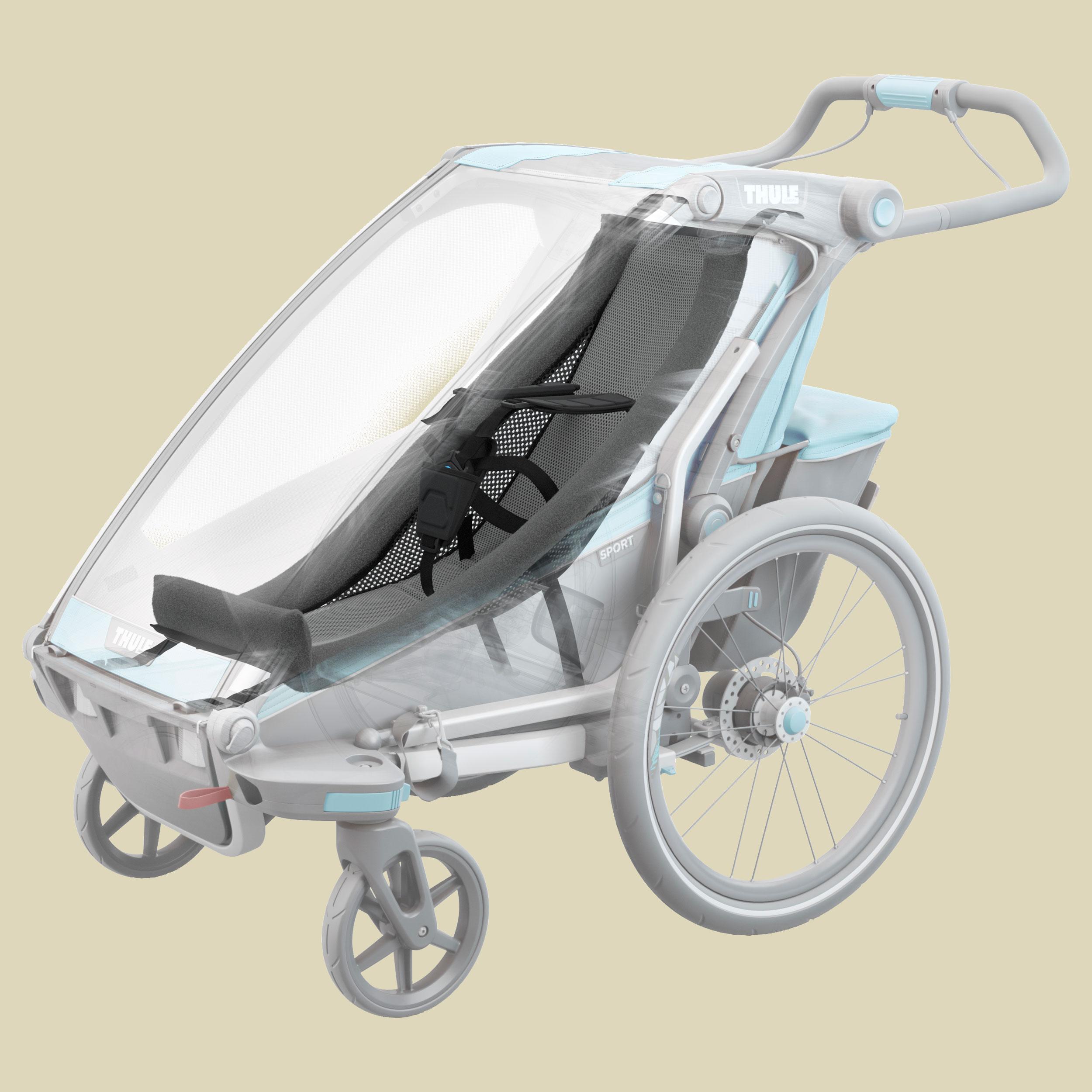 Thule Chariot Infant Sling Babysitz f'r Fahrradanh'nger f'r Modelle ab 2017