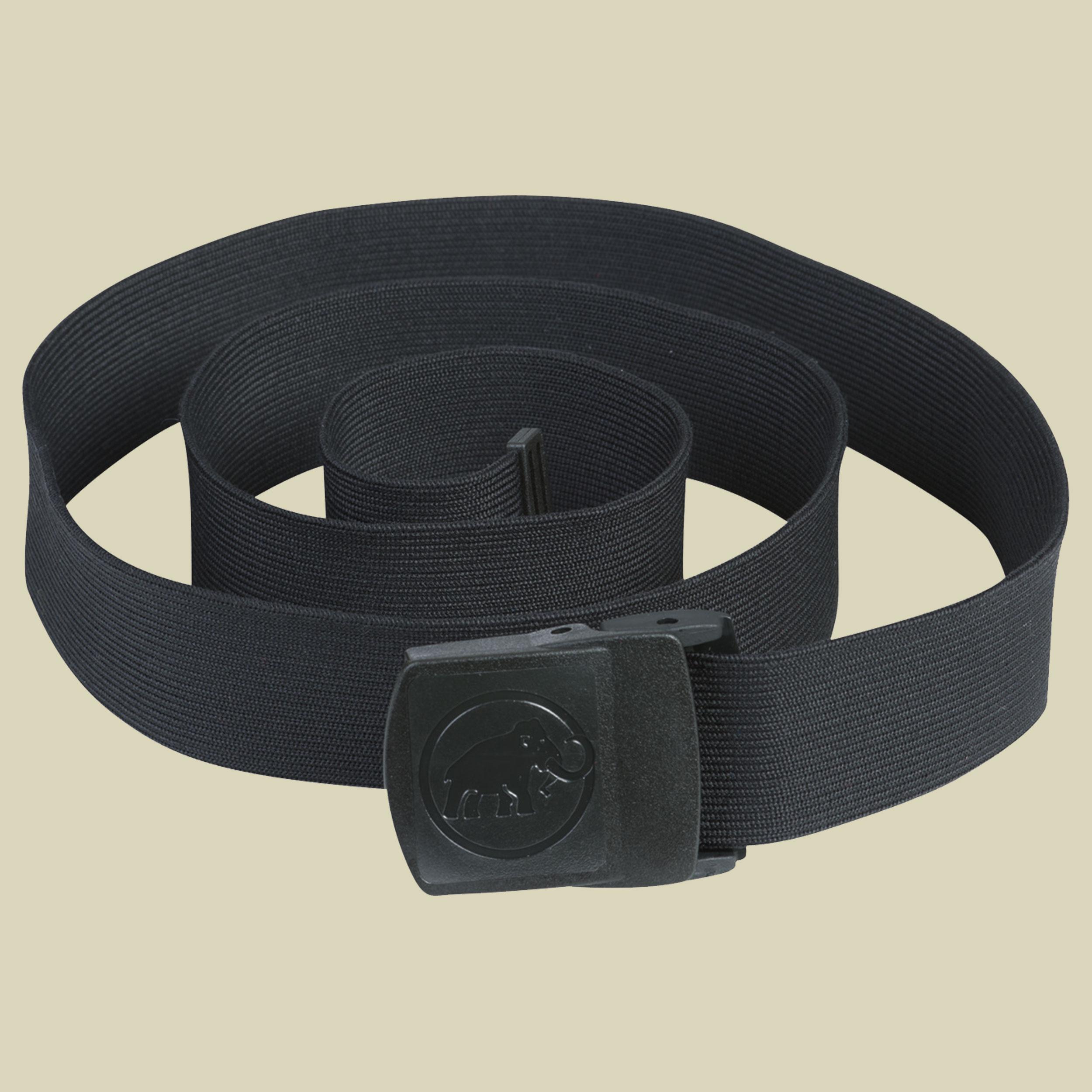 Mammut Alpine Belt Textilgürtel Unisex one size black