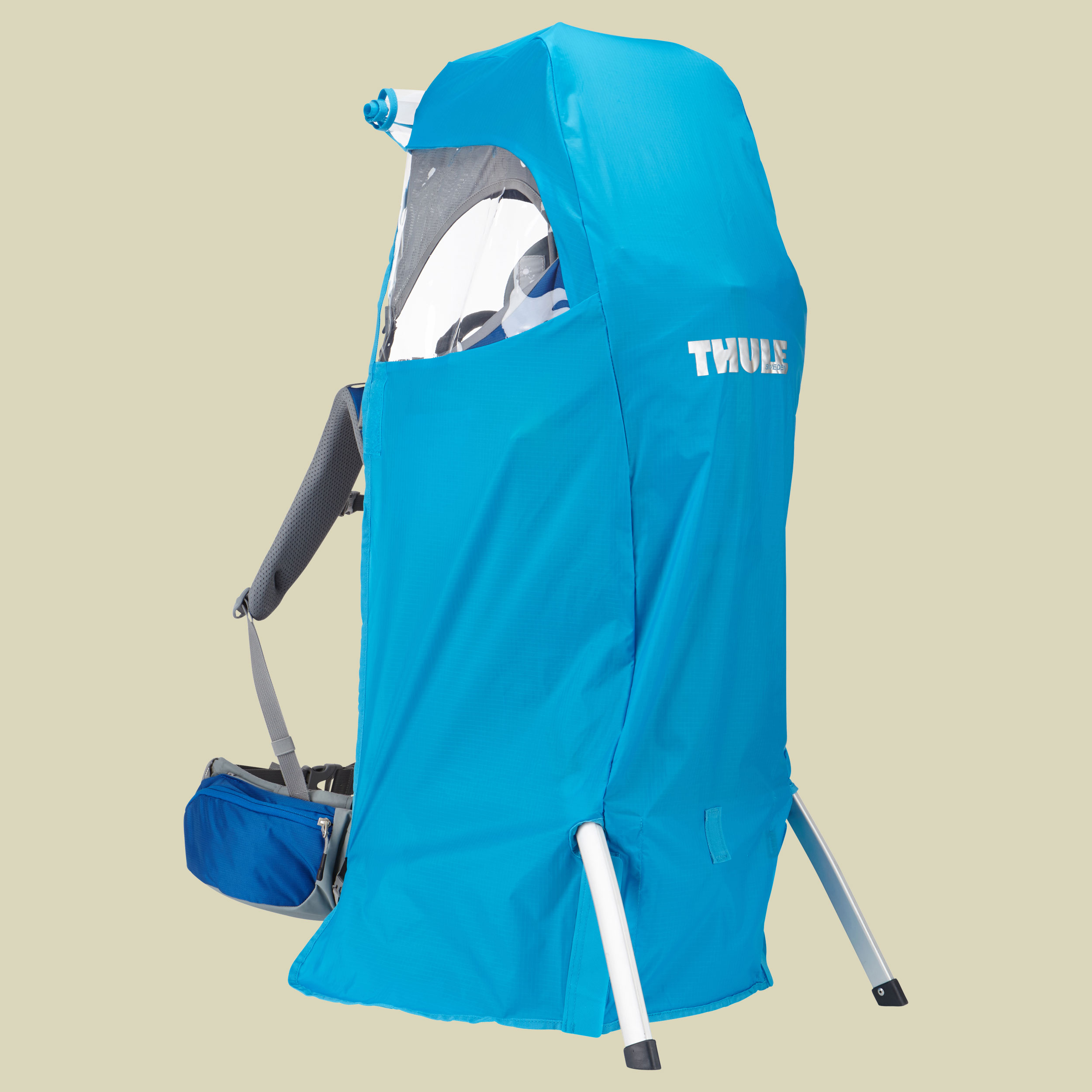 Thule Sapling Rain Cover Regenhülle für Kindertrage   blue