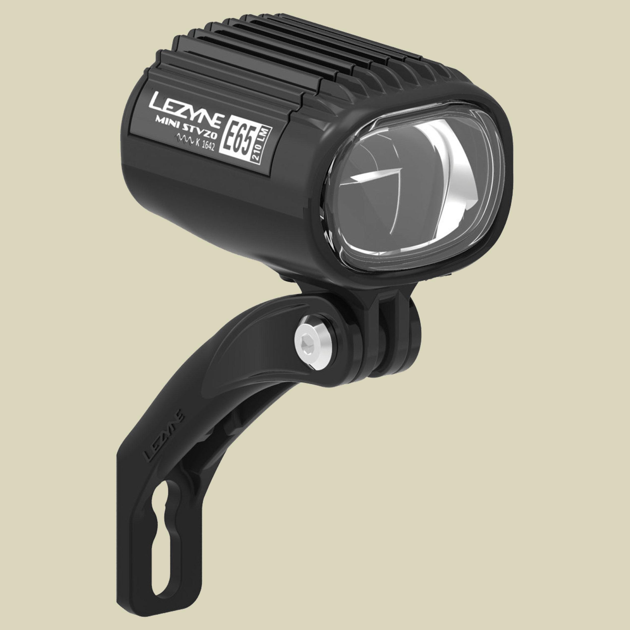 Lezyne LED Mini StVZO E65 Fahrradlicht