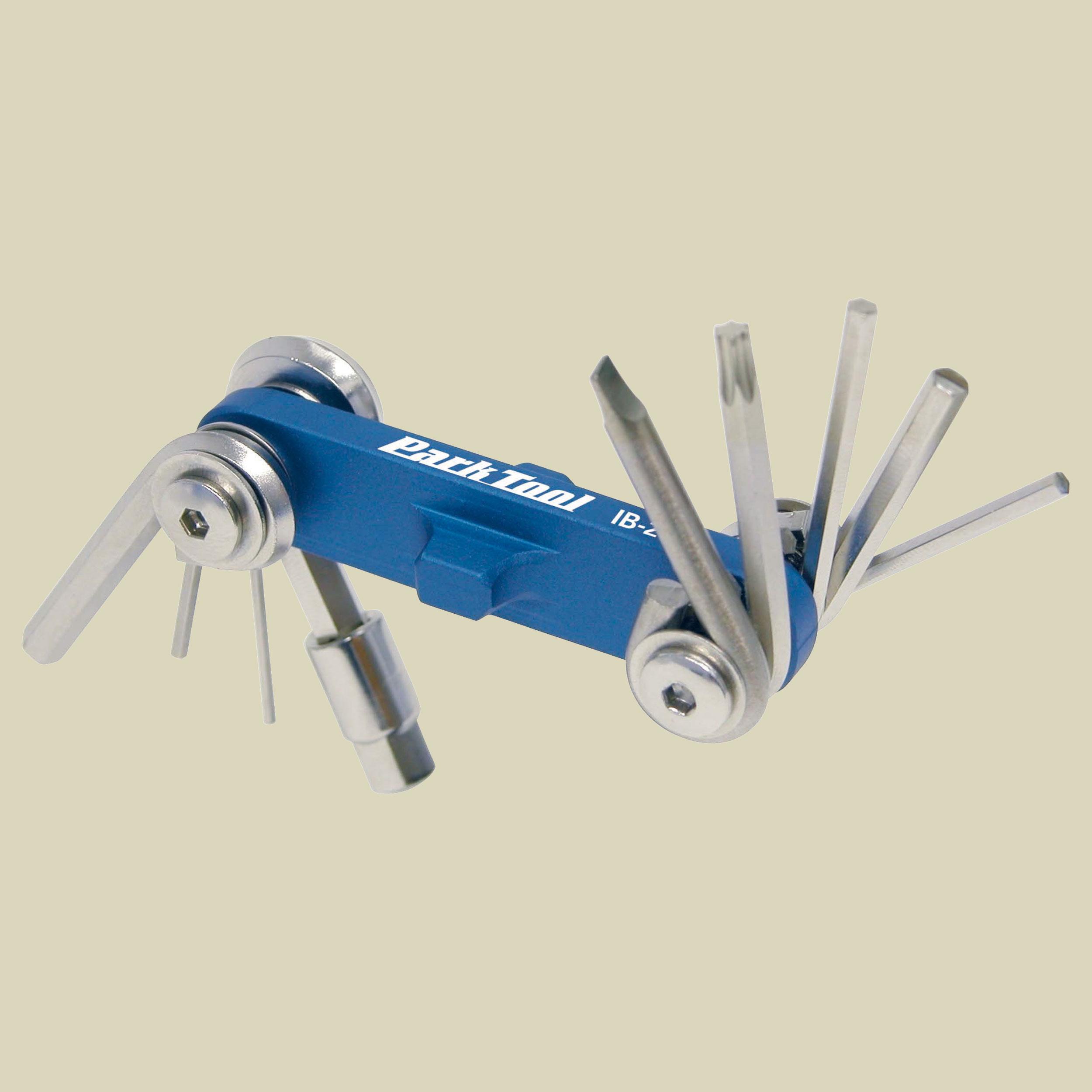Park Tool IB-2 I-Beam Mini-Faltwerkzeug Mini-Faltwerkzeug