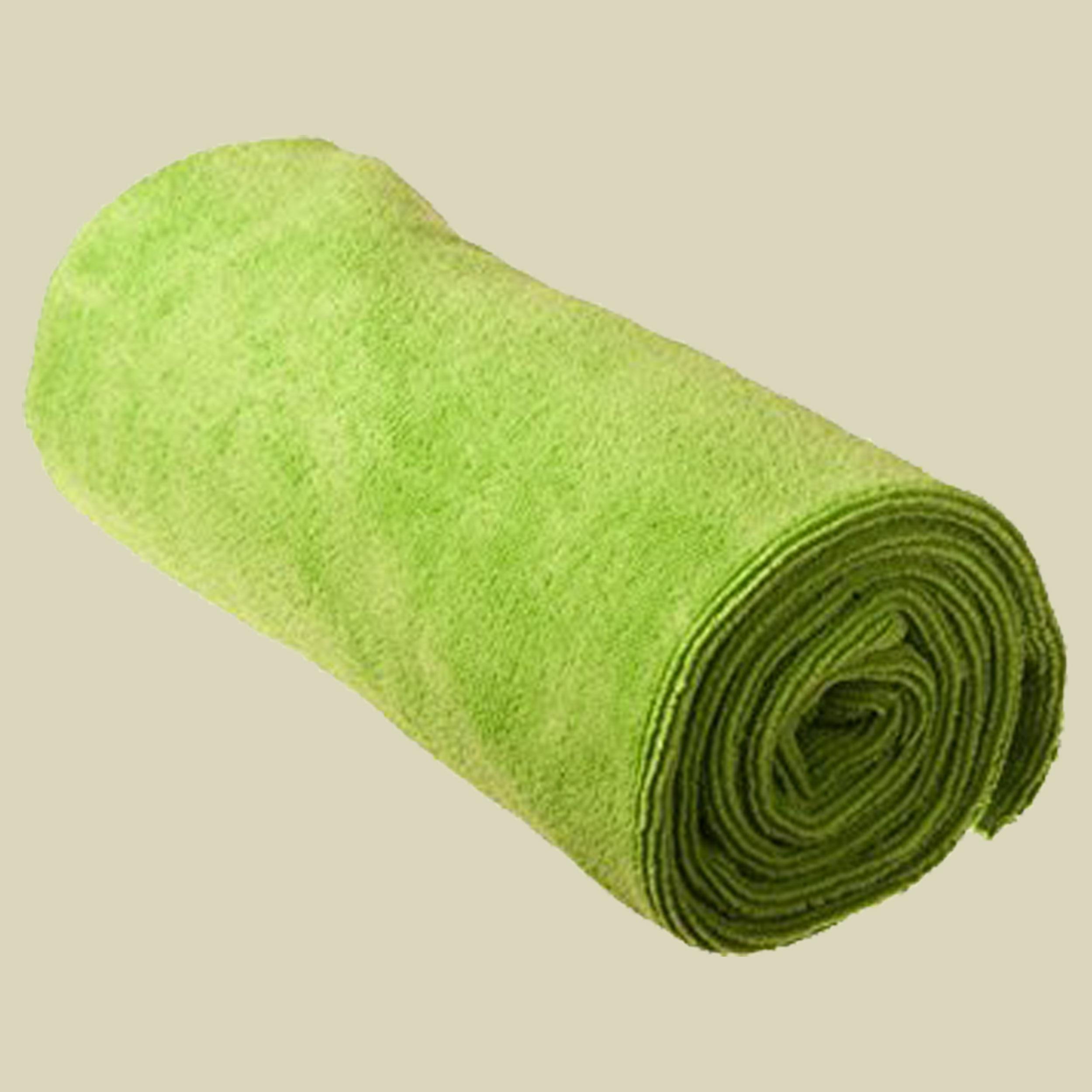 Sea to Summit TEK Towel Mikrofaser Handtuch Größe M lime