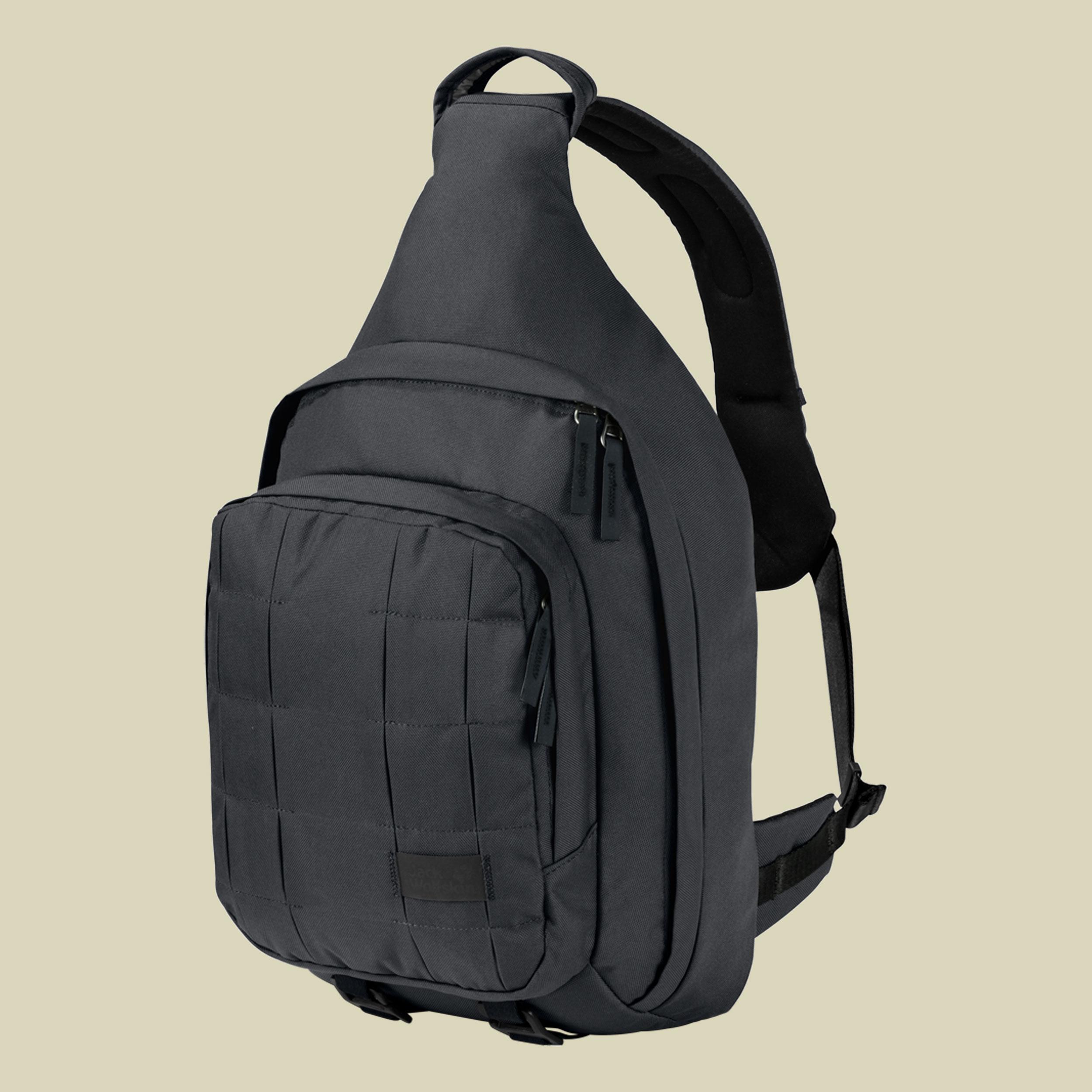 Jack Wolfskin TRT 10 Bag Schultertasche Volumen 10 phantom