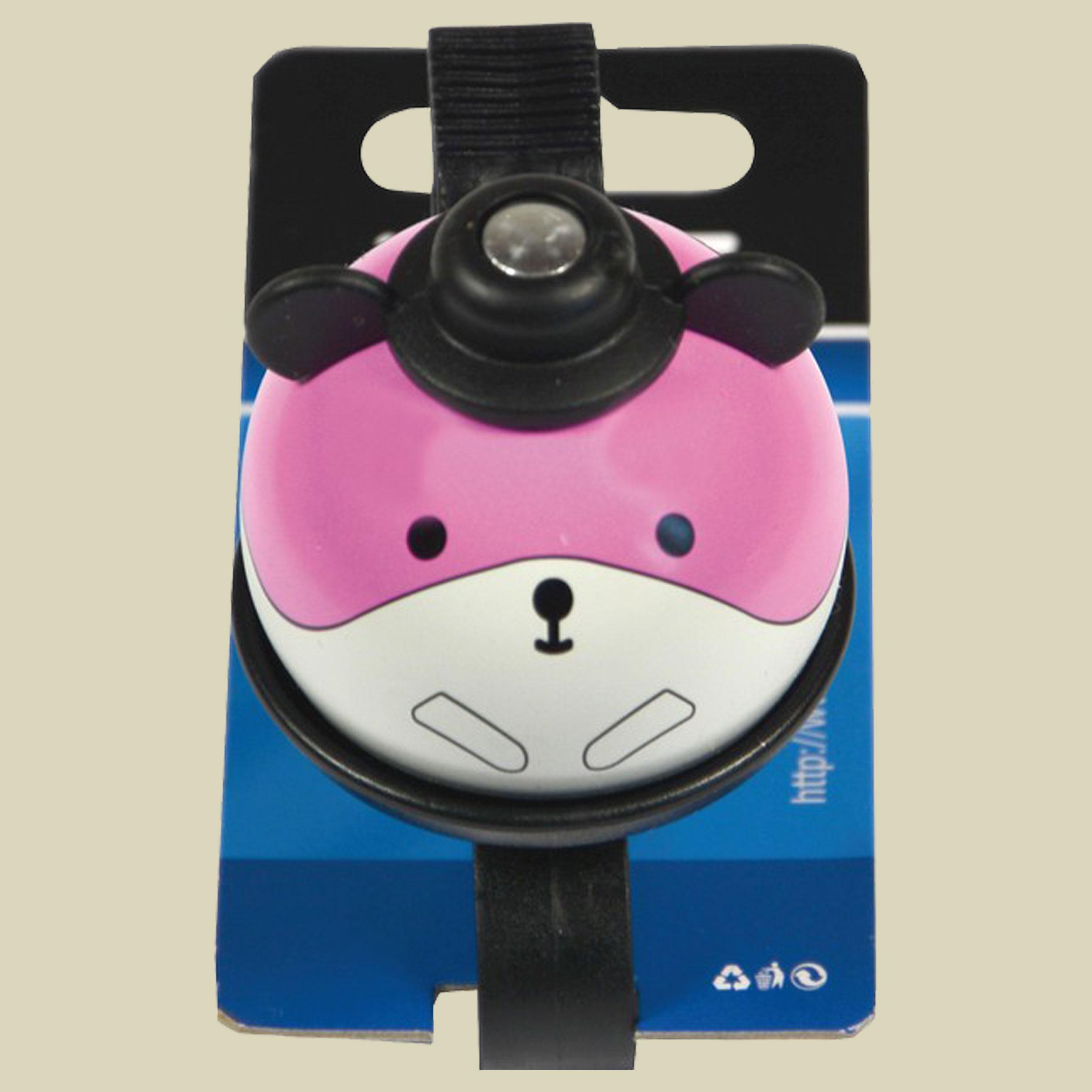 XLC XLC Kinderglocke Maus Fahrradklingel f'r Kinder Maus pink