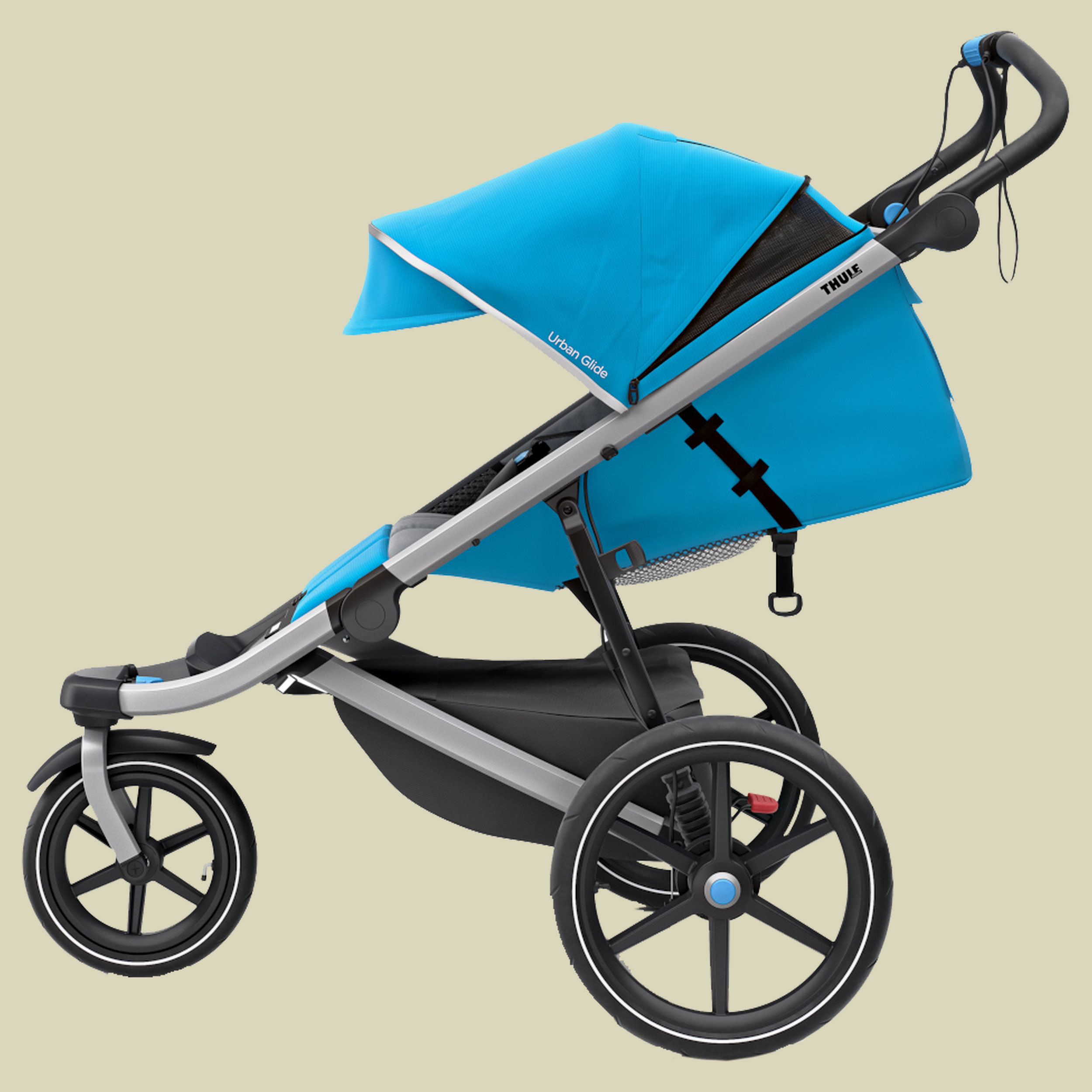 Thule Urban Glide 2 Jogger-Buggy thule blue
