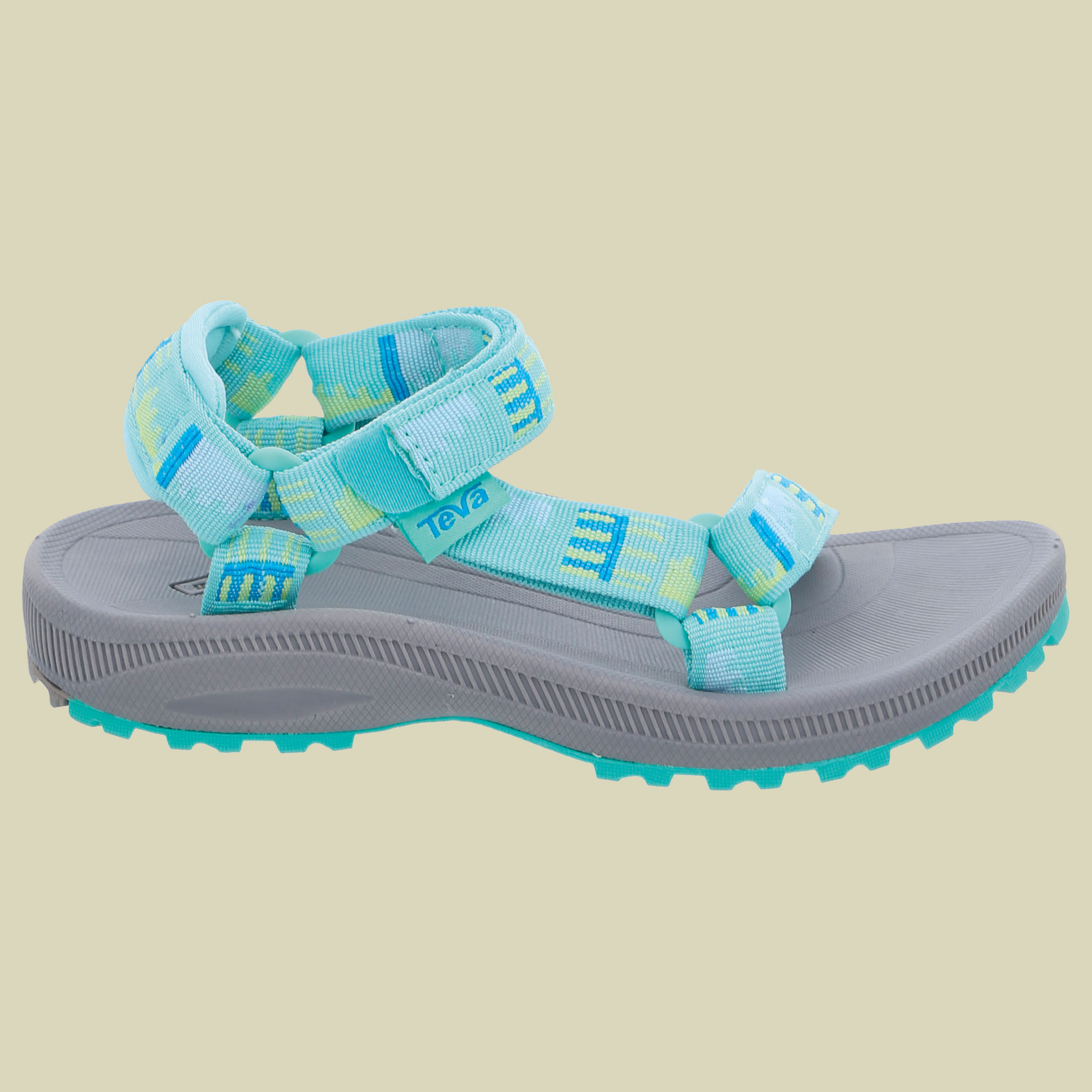 Teva Hurricane 2 Children Kinder Outdoorsandale Größe 36 peaks teal/florida keys