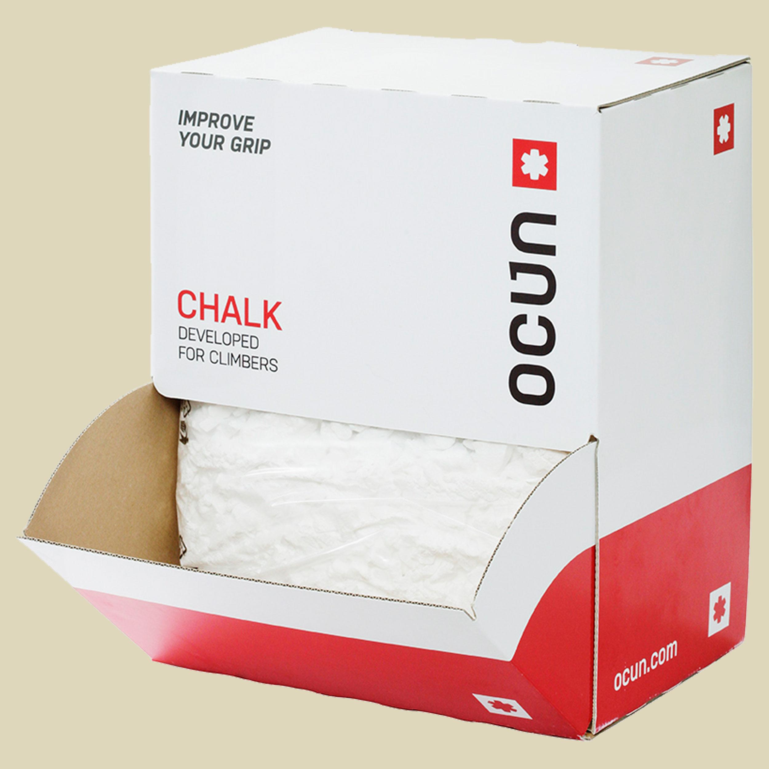 Ocun Chalk Crushed 35 g Chalk in Pulverform Inhalt 35 g