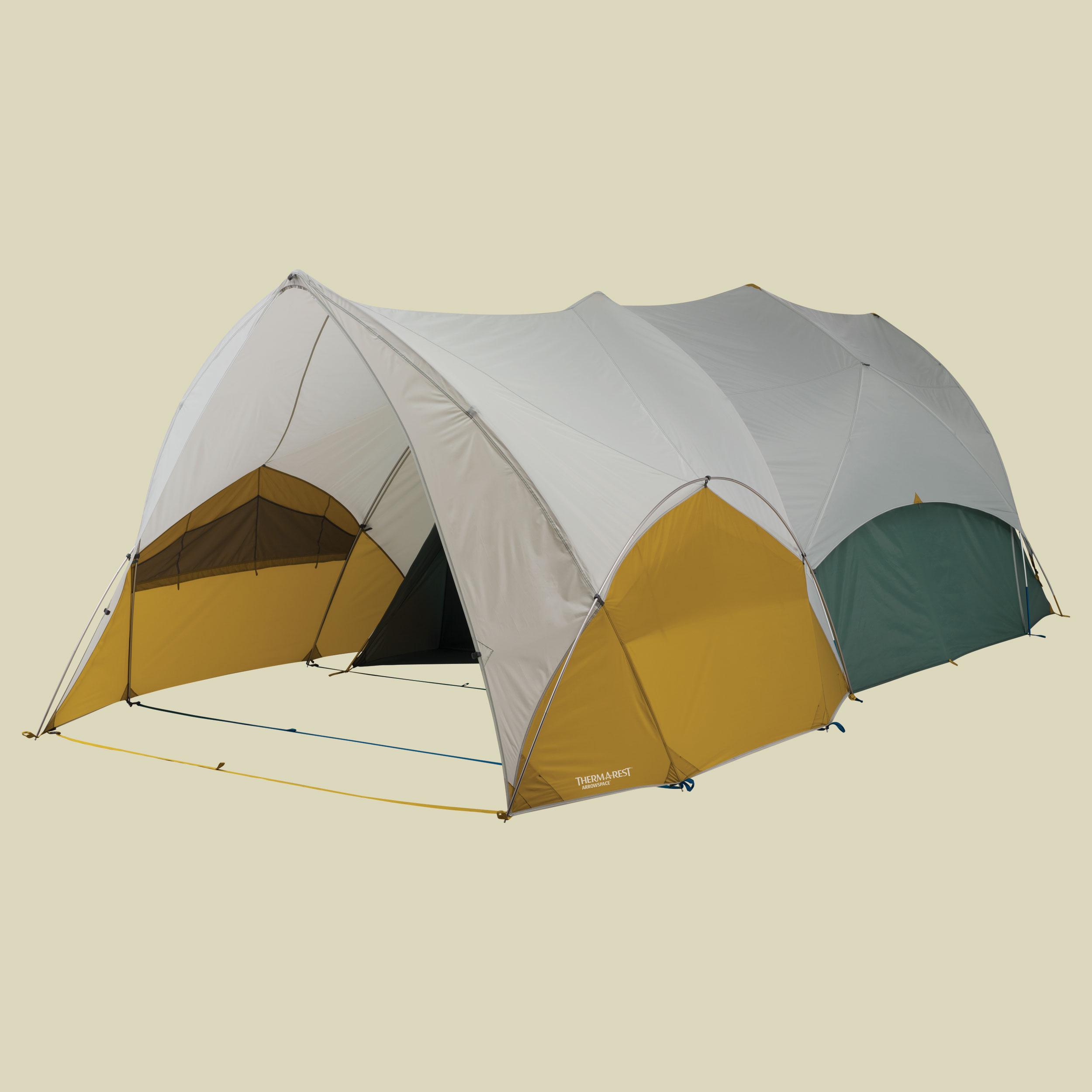 Therm-A-Rest Arrowspace Shelter offenes Zelt, Vorzelt, freistehend