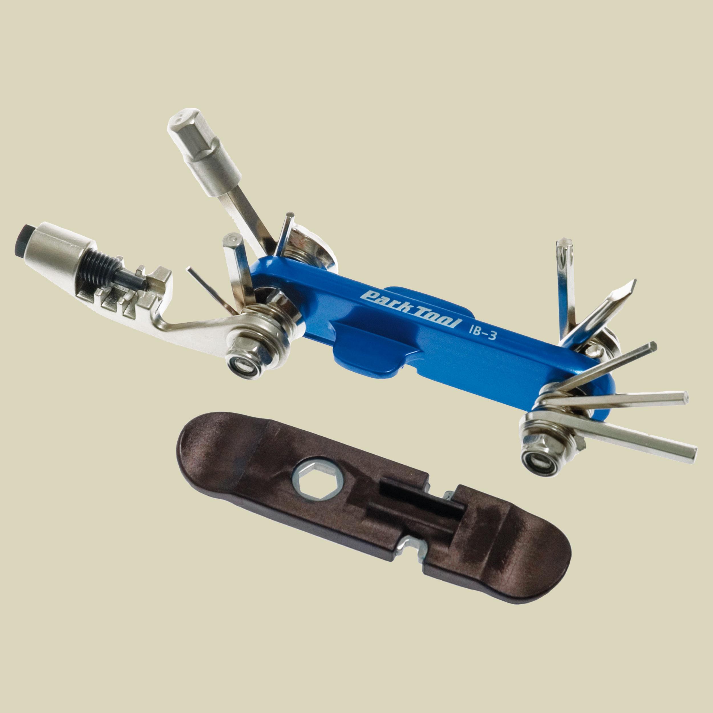 Park Tool IB-3C Mini-Faltwerkzeug I-Beam  Mini-Faltwerkzeug