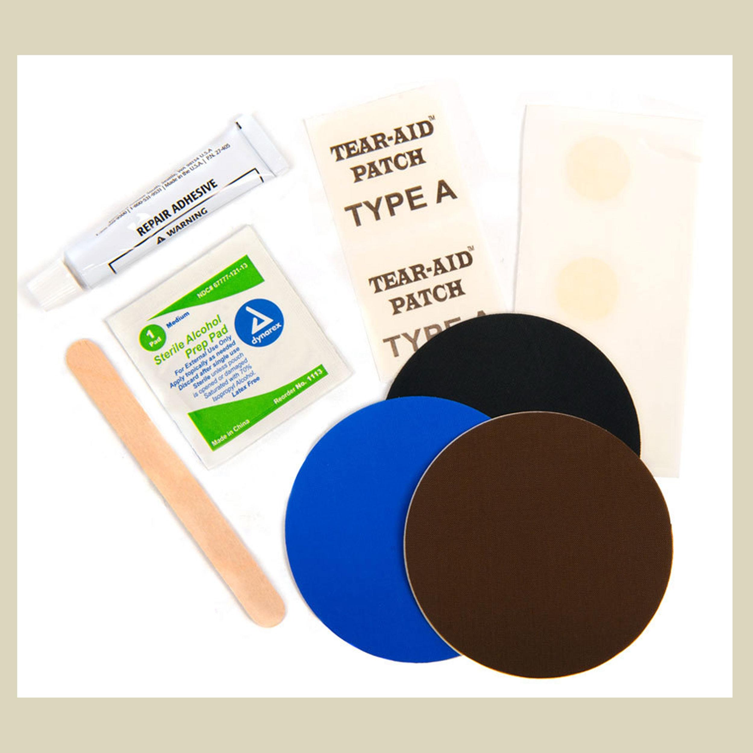 Therm-A-Rest Permanent Home Repair Kit Reparatur-Kit für Isomatte