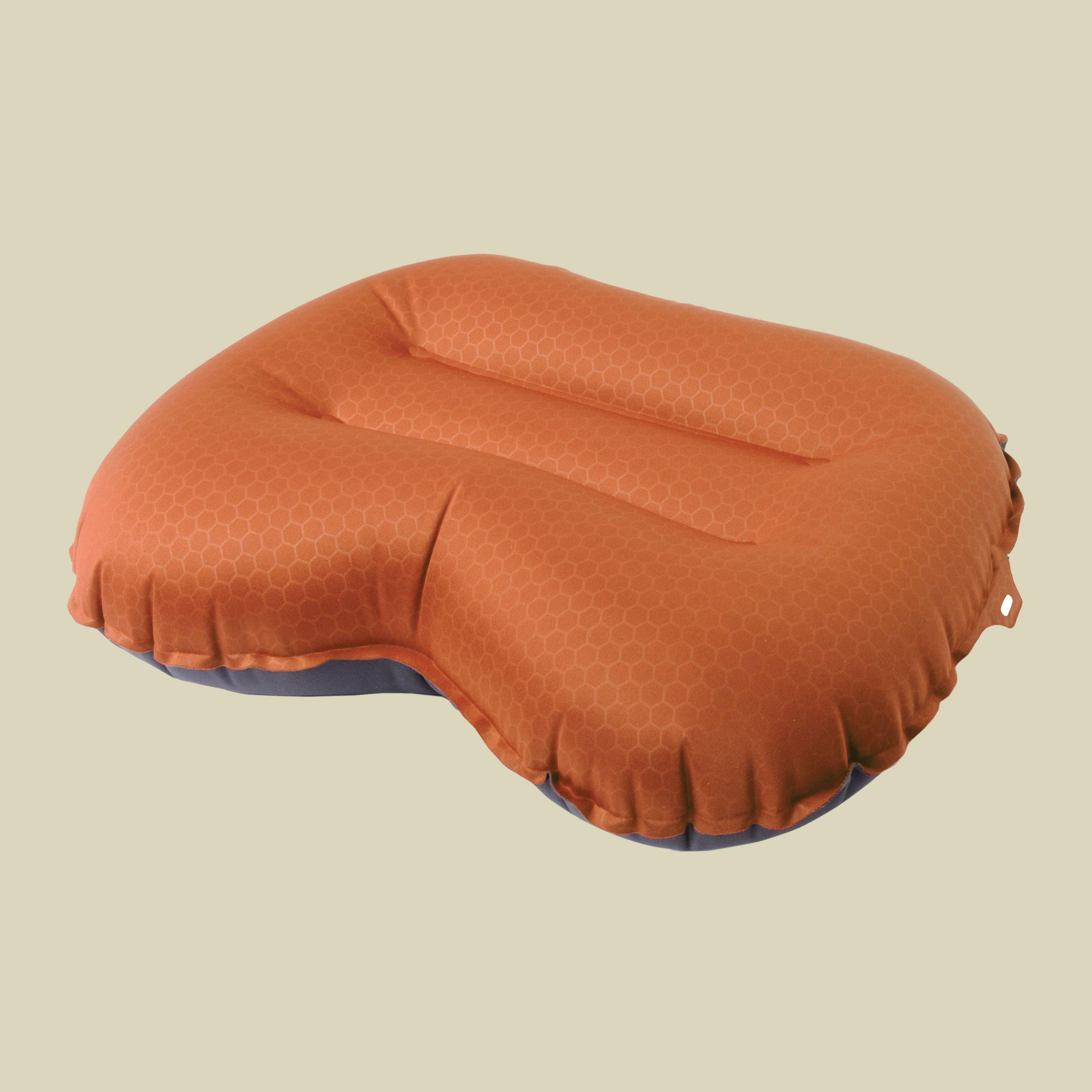 Exped Air Pillow Lite M aufblasbares Kopfkissen Größe 38 x 27 x 10 cm orange