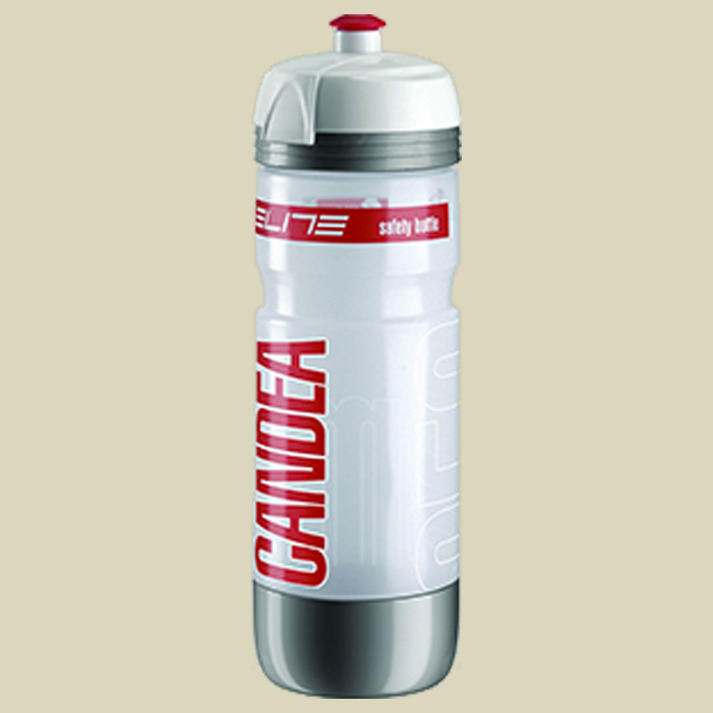Elite Elite Trinkflasche Candea Light Fahrradtrinkflasche Volumen 650 ml