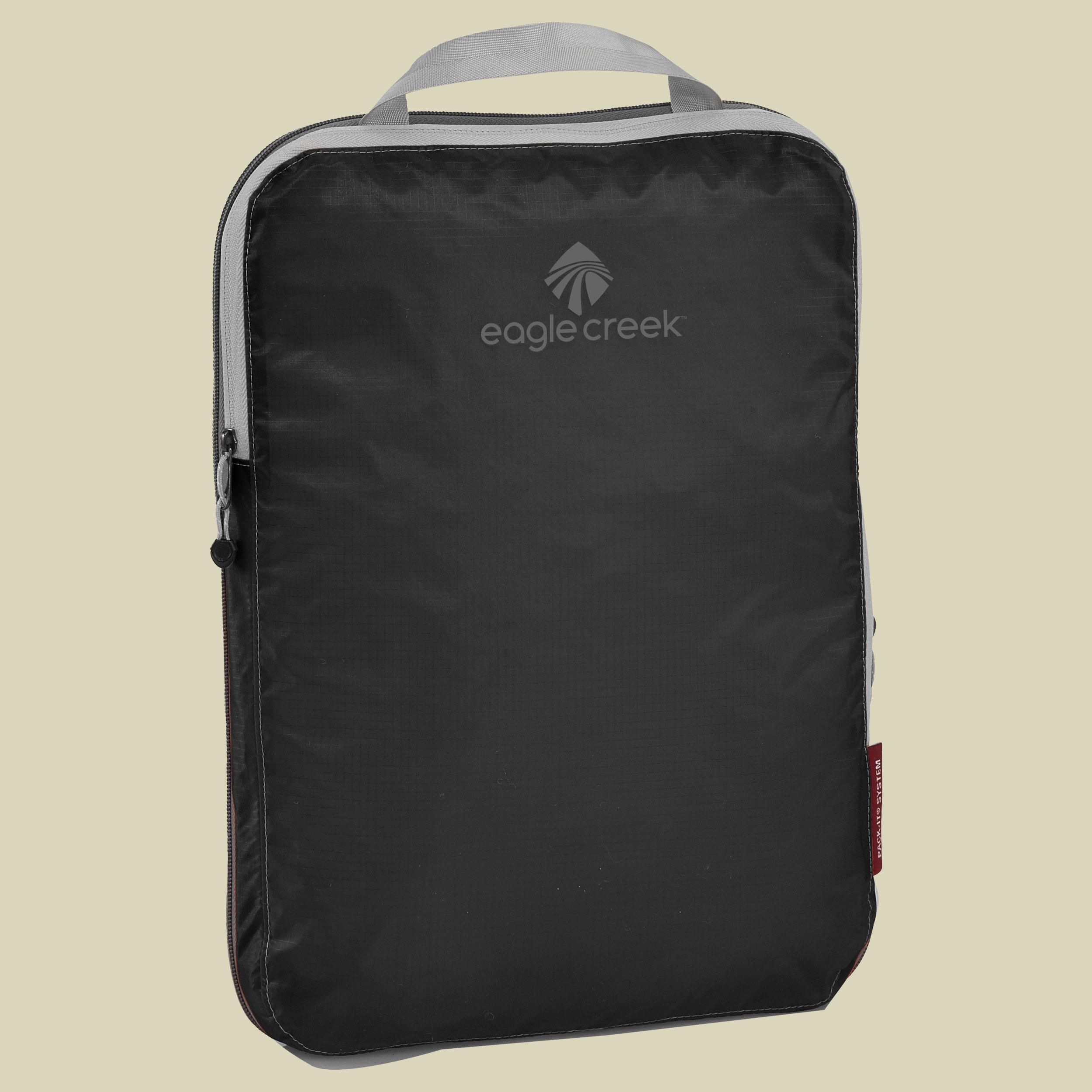 Eagle Creek Pack-It Specter Compression Cube Packsack für Kleidung Volumen 13,5 ebony