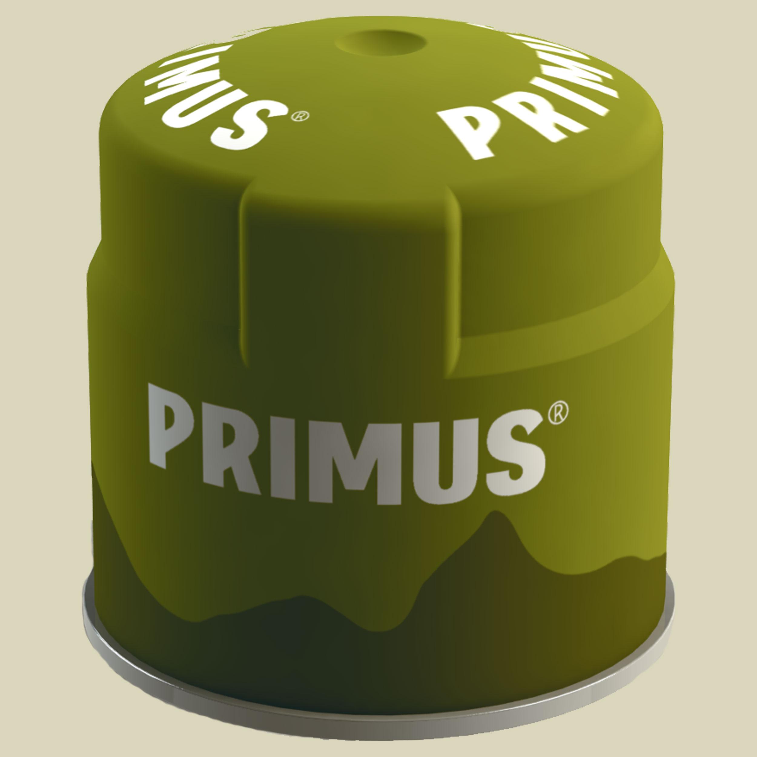 Primus Summer Gas Pierciable 190 g Stechgaskartusche Stechgaskartusche