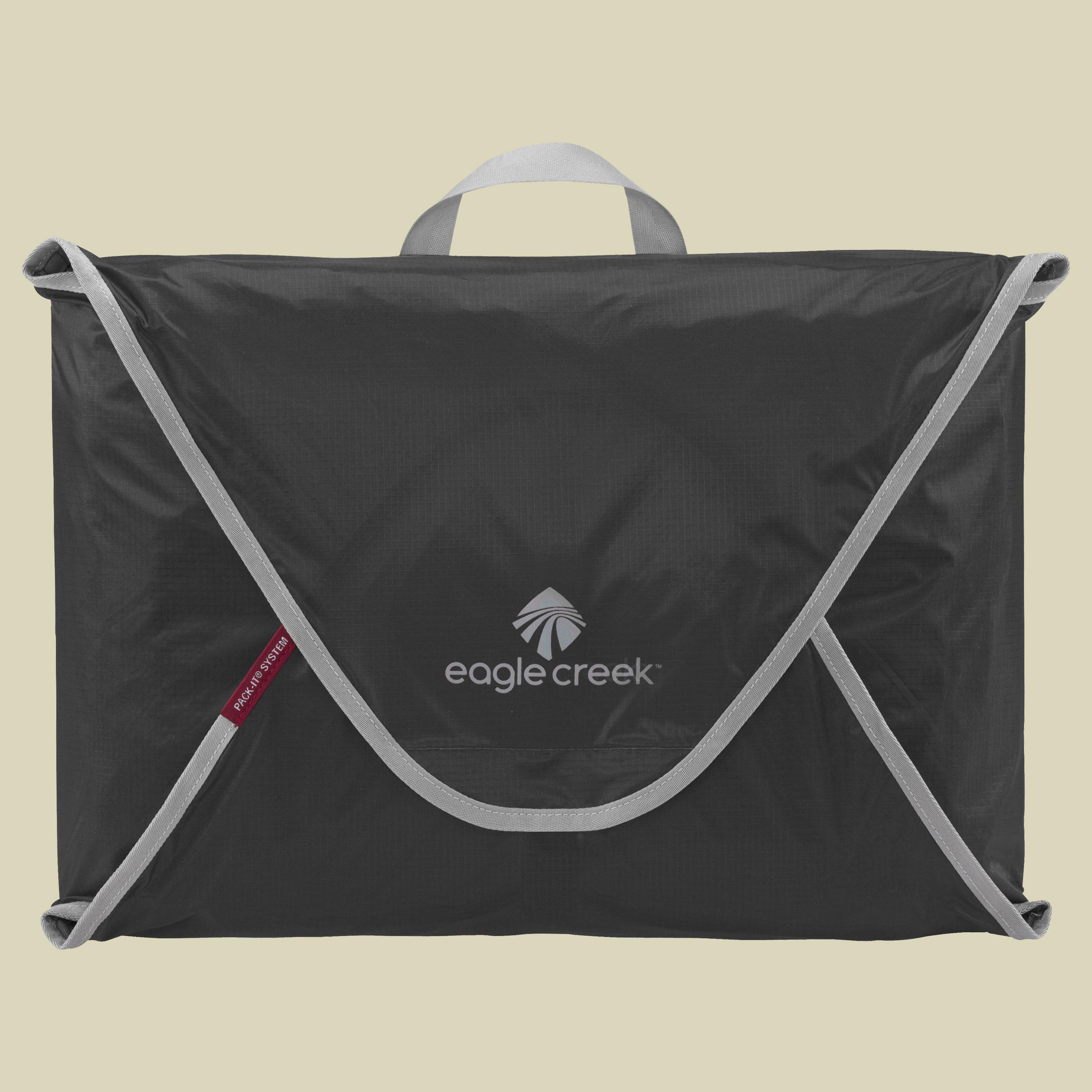 Eagle Creek Pack-It Specter Garment Folder Packsack für Kleidung Größe medium ebony
