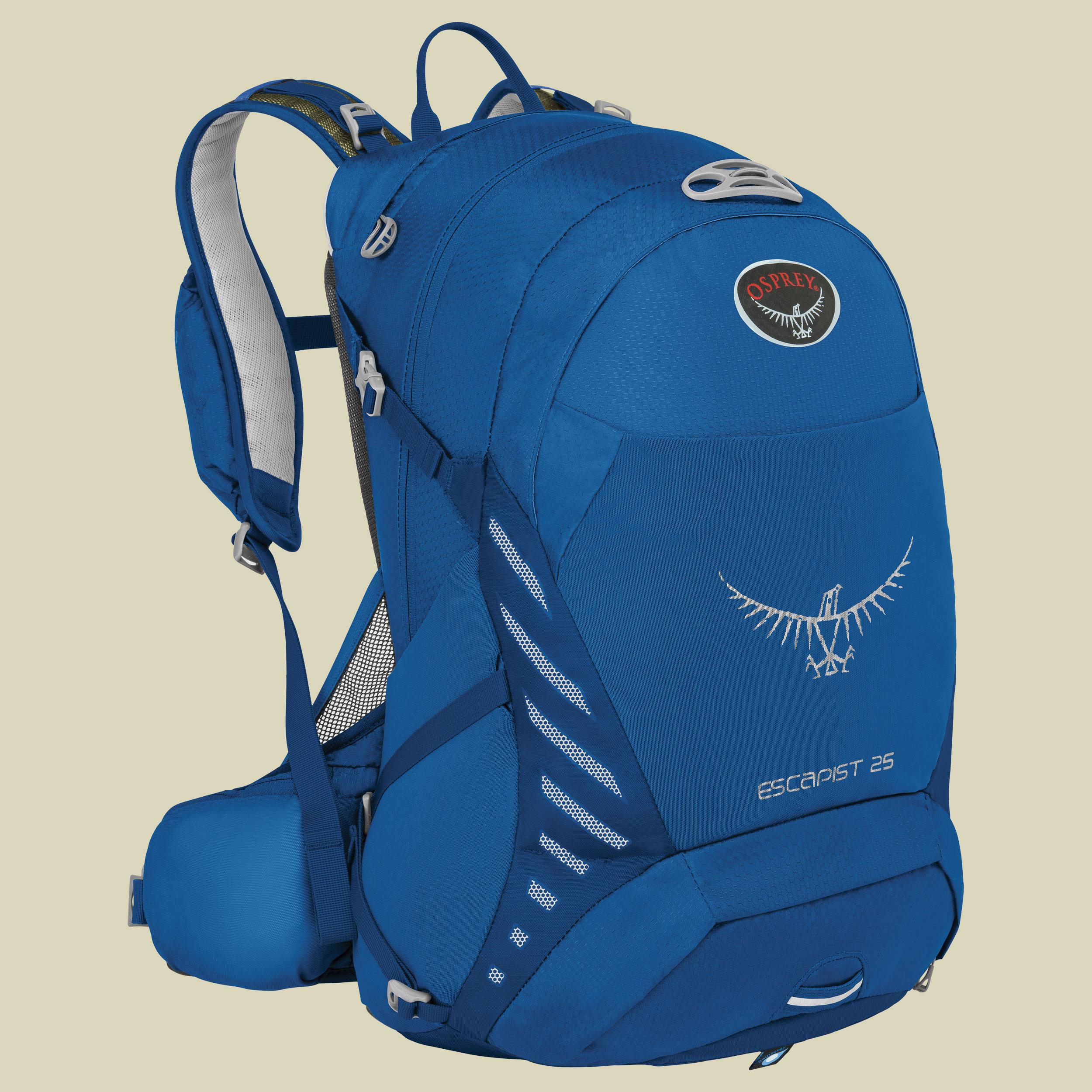 Osprey Escapist 25 Fahrradrucksack Volumen 23 indigo blue