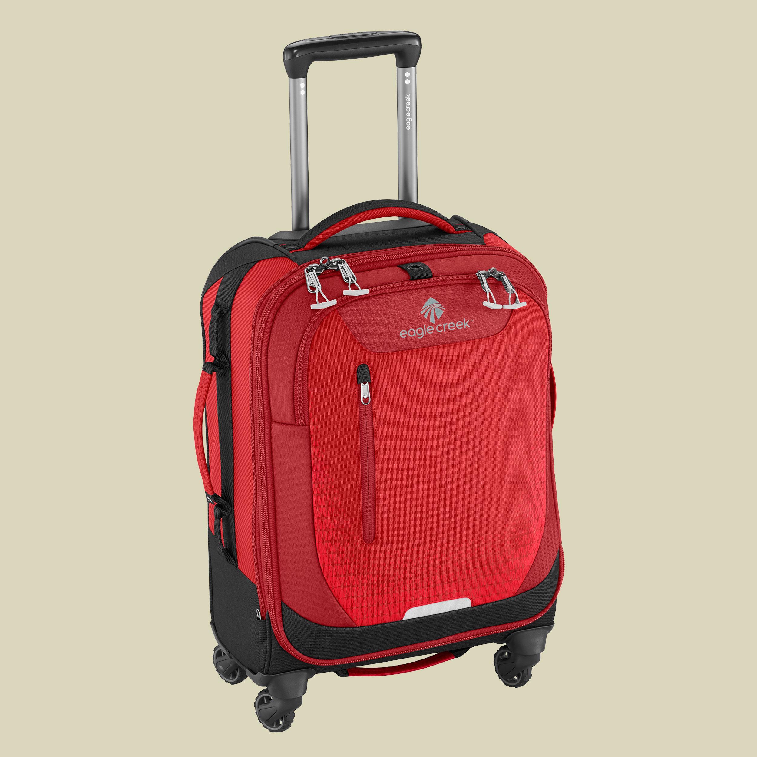 Eagle Creek Expanse AWD International Carry-On Trolley Volumen 33 volcano red