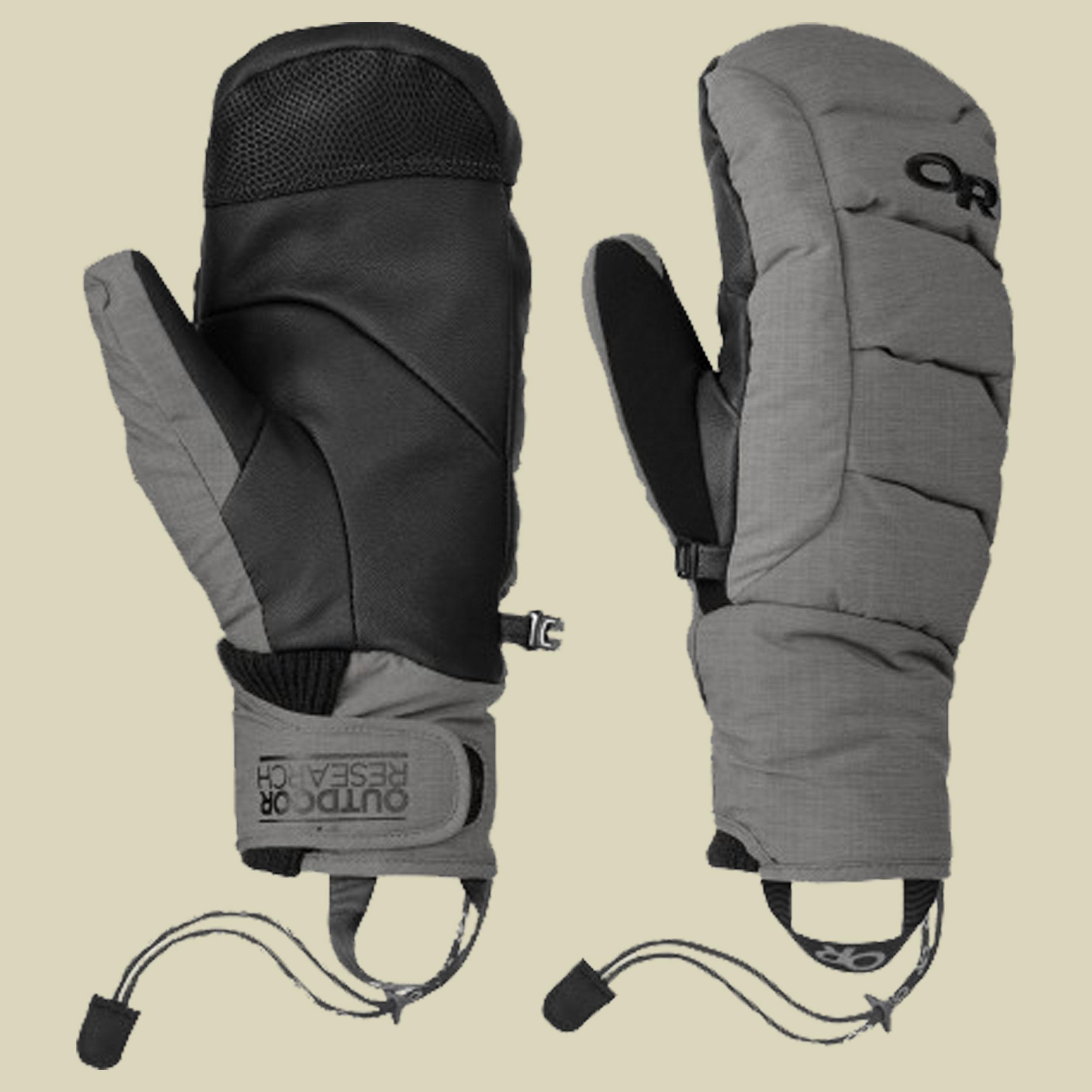 Roeckl Kabru Mitten GTX Unisex Handschuh Camping & Outdoor Handschuhe