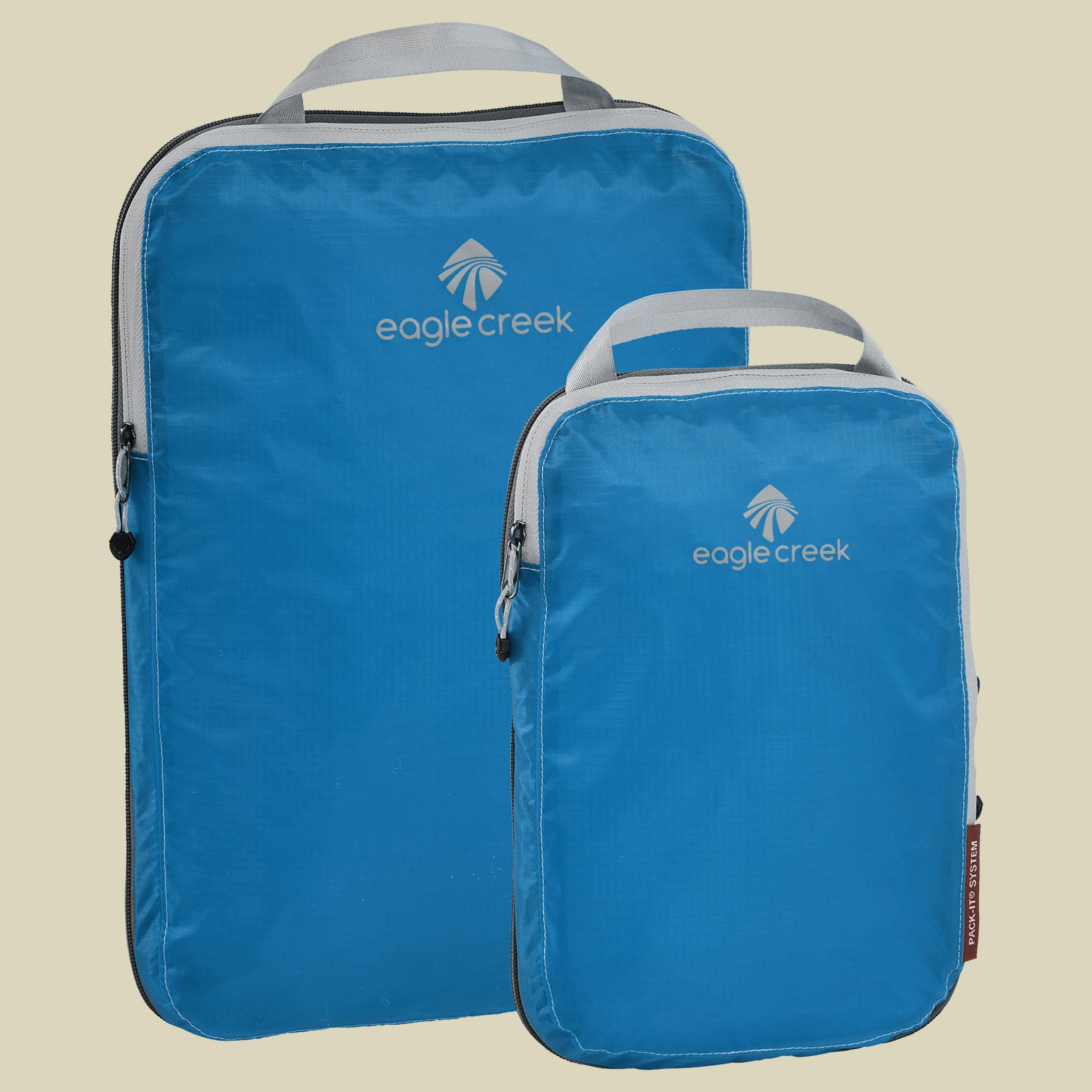 Eagle Creek Pack-It Specter Compression Cube Packsack für Kleidung Volumen 13,5 brilliant blue