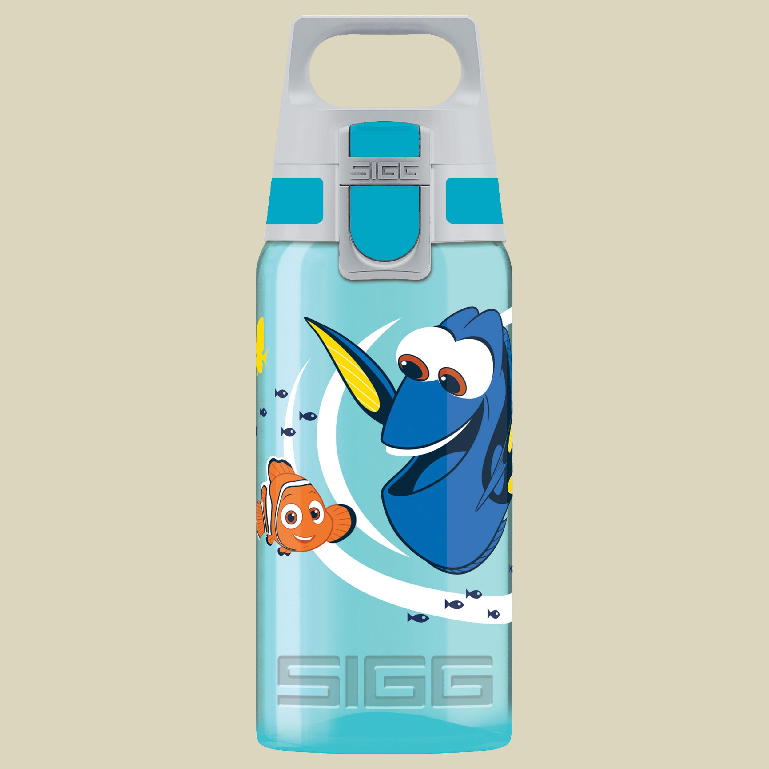 Sigg Viva WMB ONE Top Kids Kinder Trinkflasche Volumen 0,5 dori-aqua