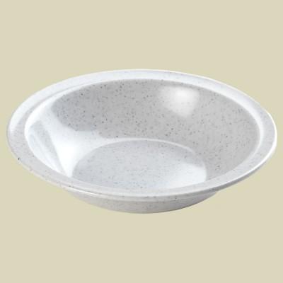 Waca Melamin-Teller tief granit