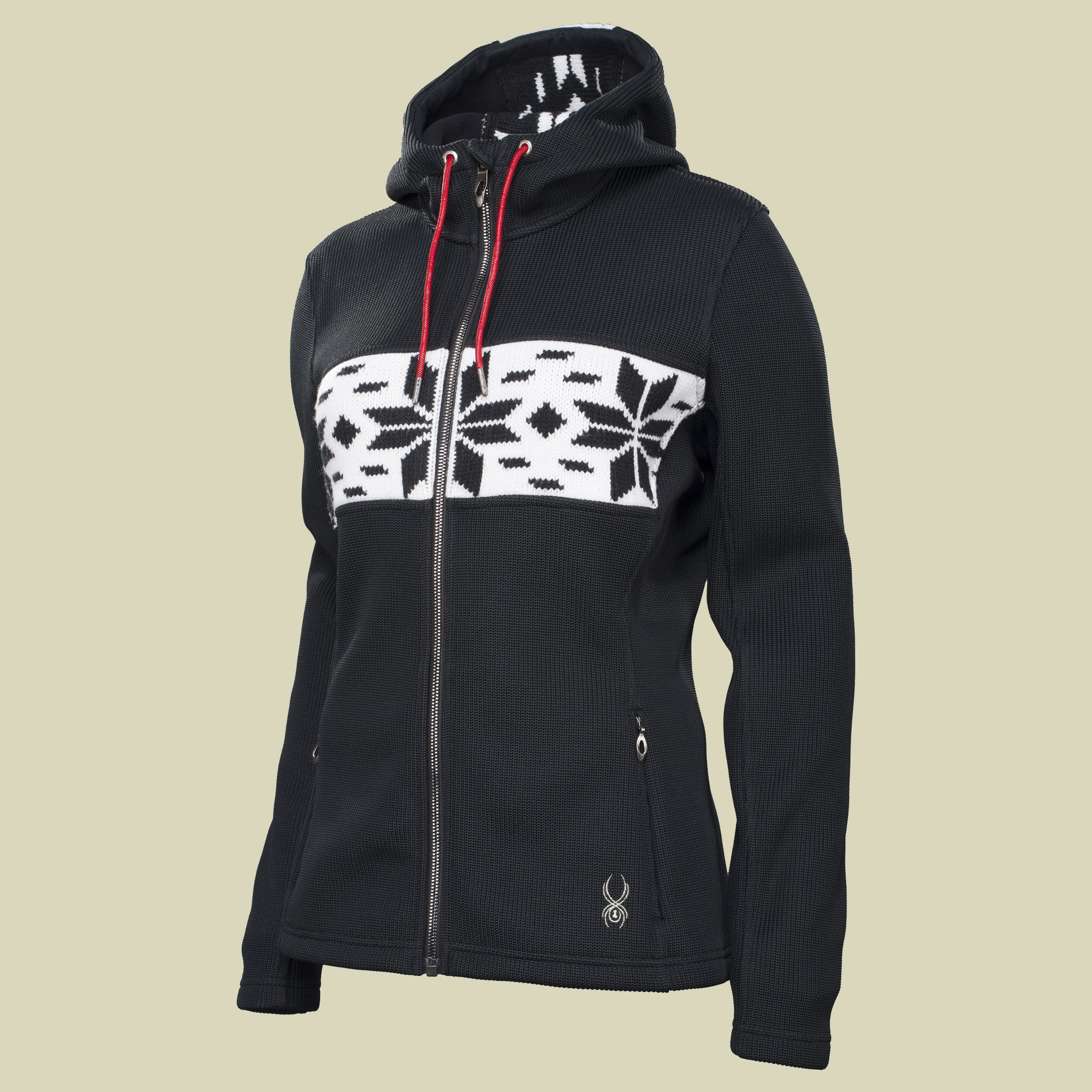 Soiree Hoody Mid WT Core Sweater Women