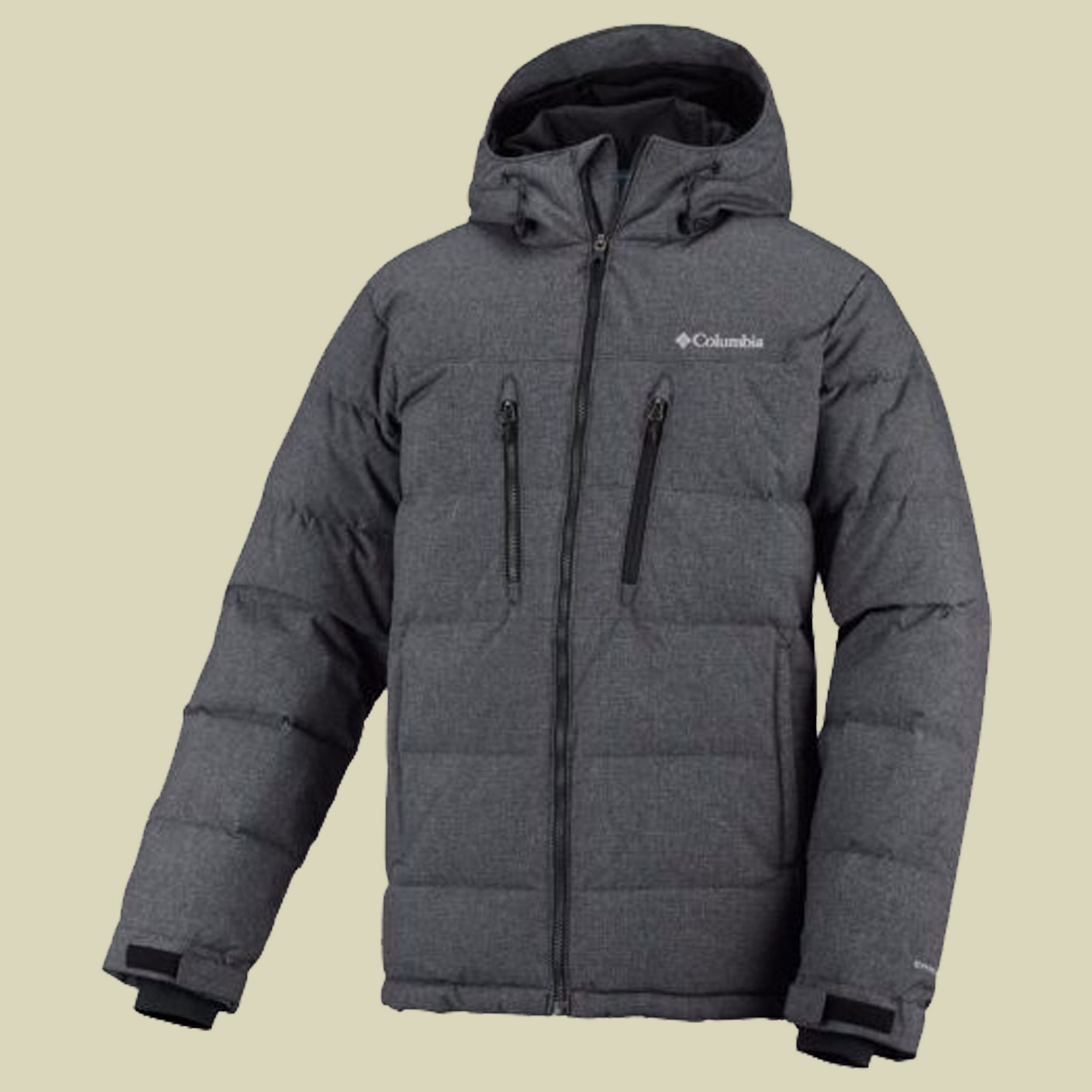 Alaskan II Down Hooded Jacket Men