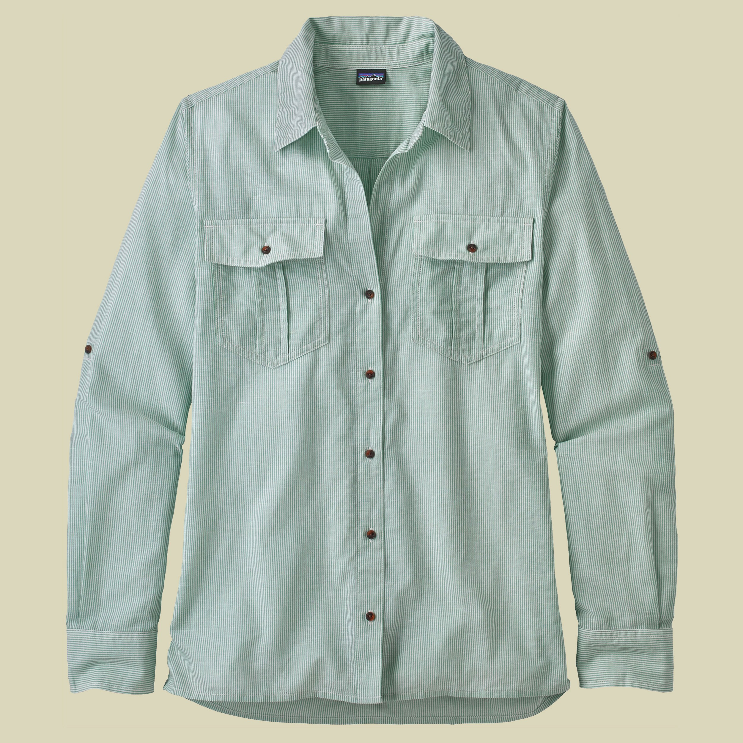 Lightweight A/C Buttondown Women