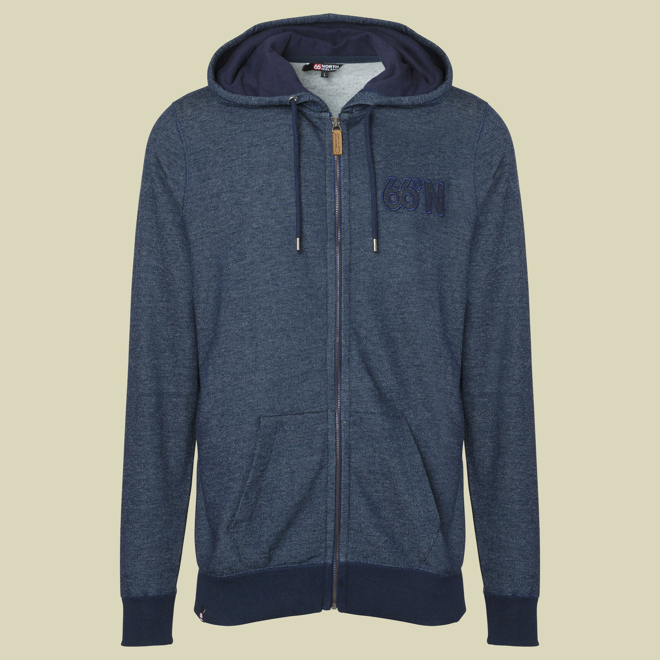 Logn Zipped Sweater Men