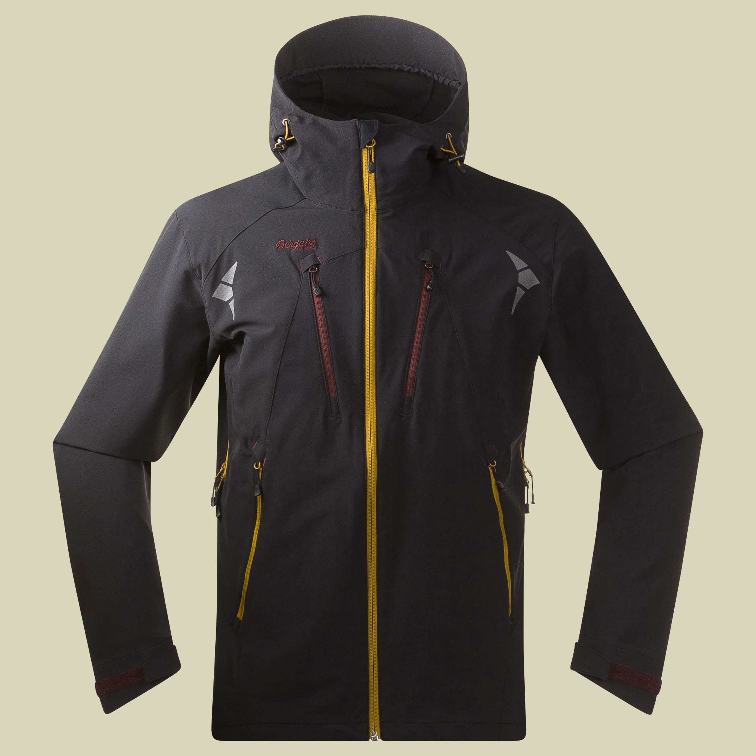 Utakleiv Jacket with Hood Men