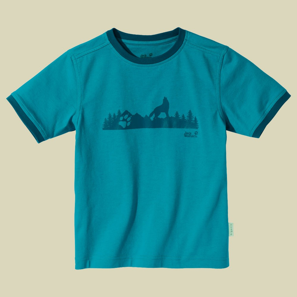 Kids Howling Wolf T