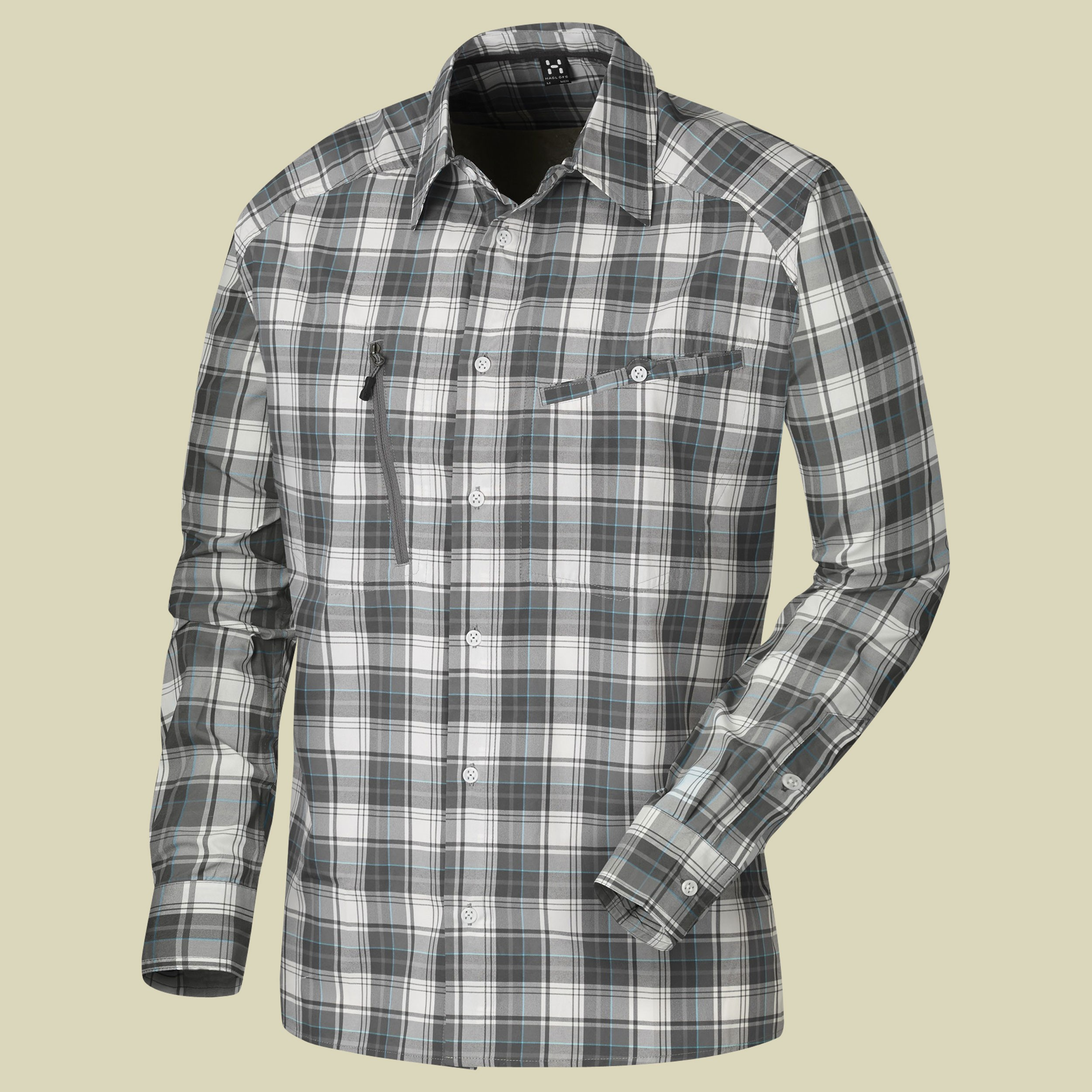 Saba II LS Shirt Men