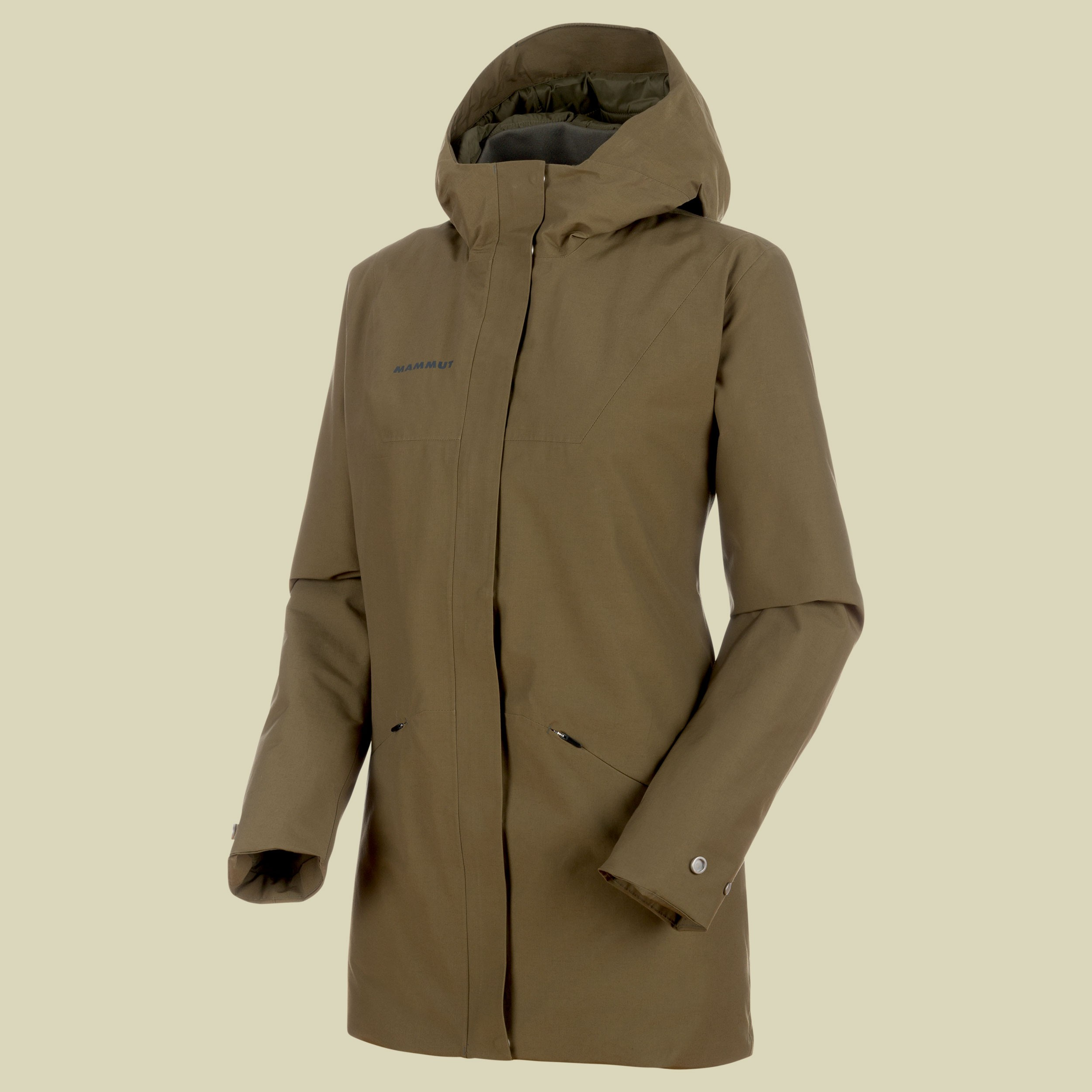 Chamuera HS Thermo Hooded Parka Women