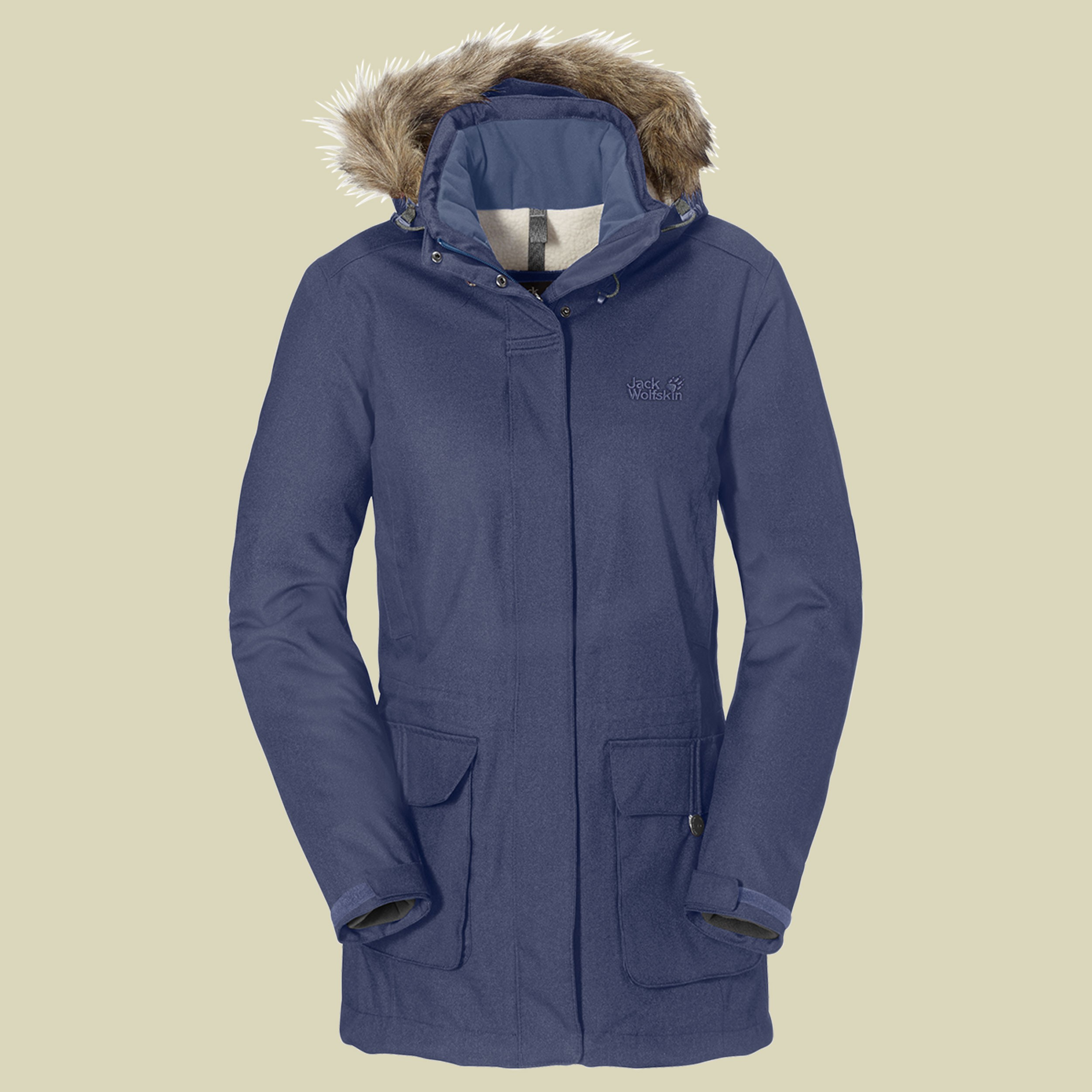 Lodge Bay Texapore Parka Women