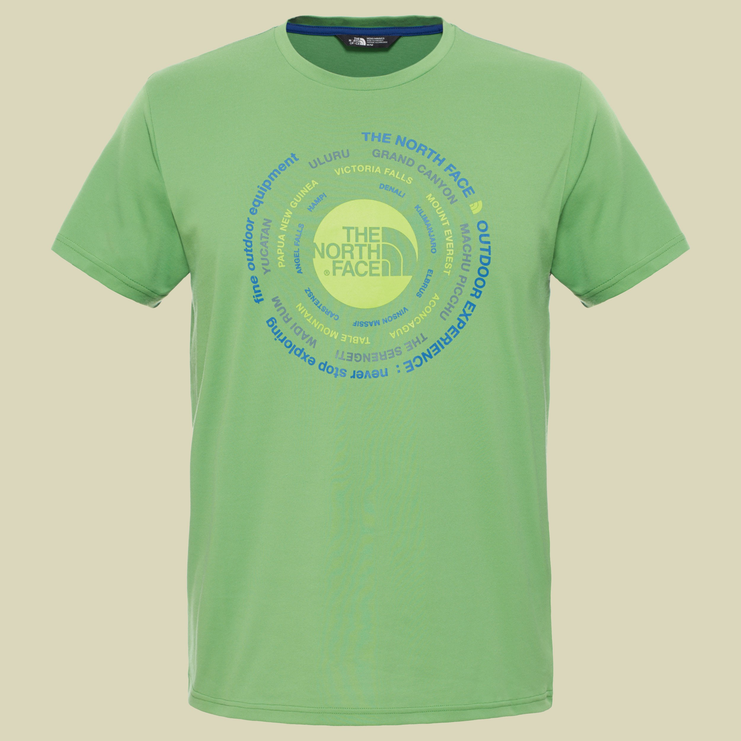 Technical Expedition Tee Men