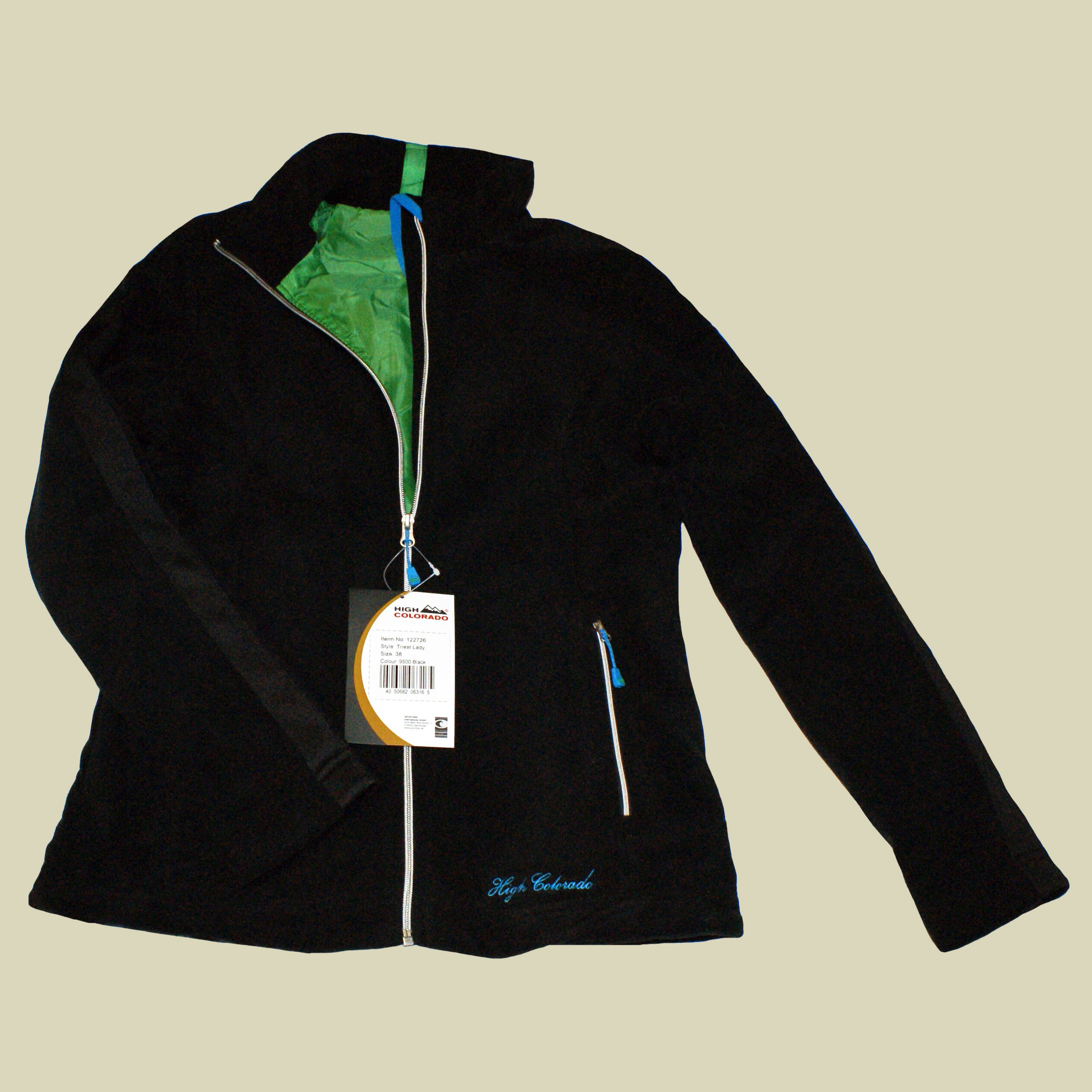 Triest Ladies Fleecejacke