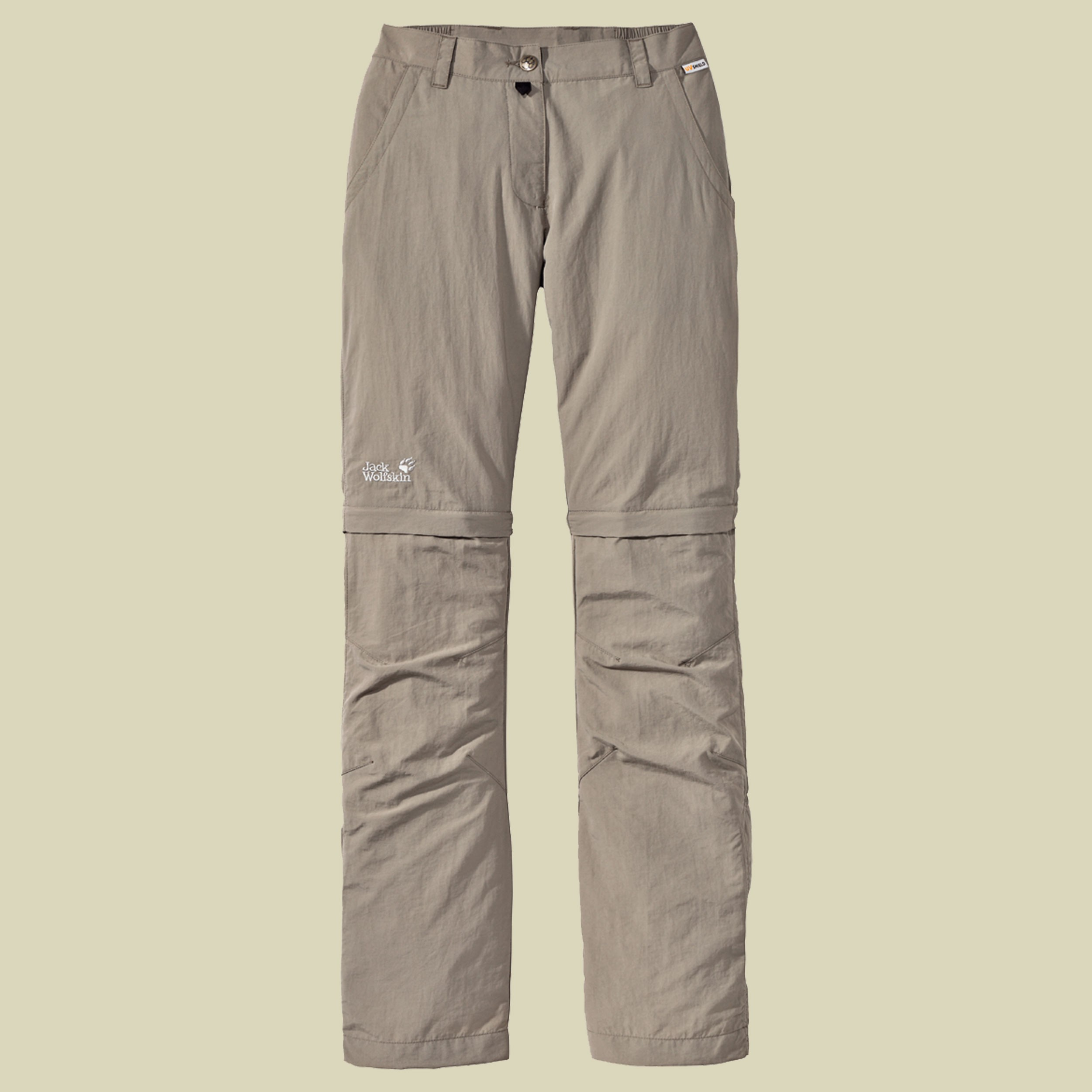 Canyon Zip Off Pants Women