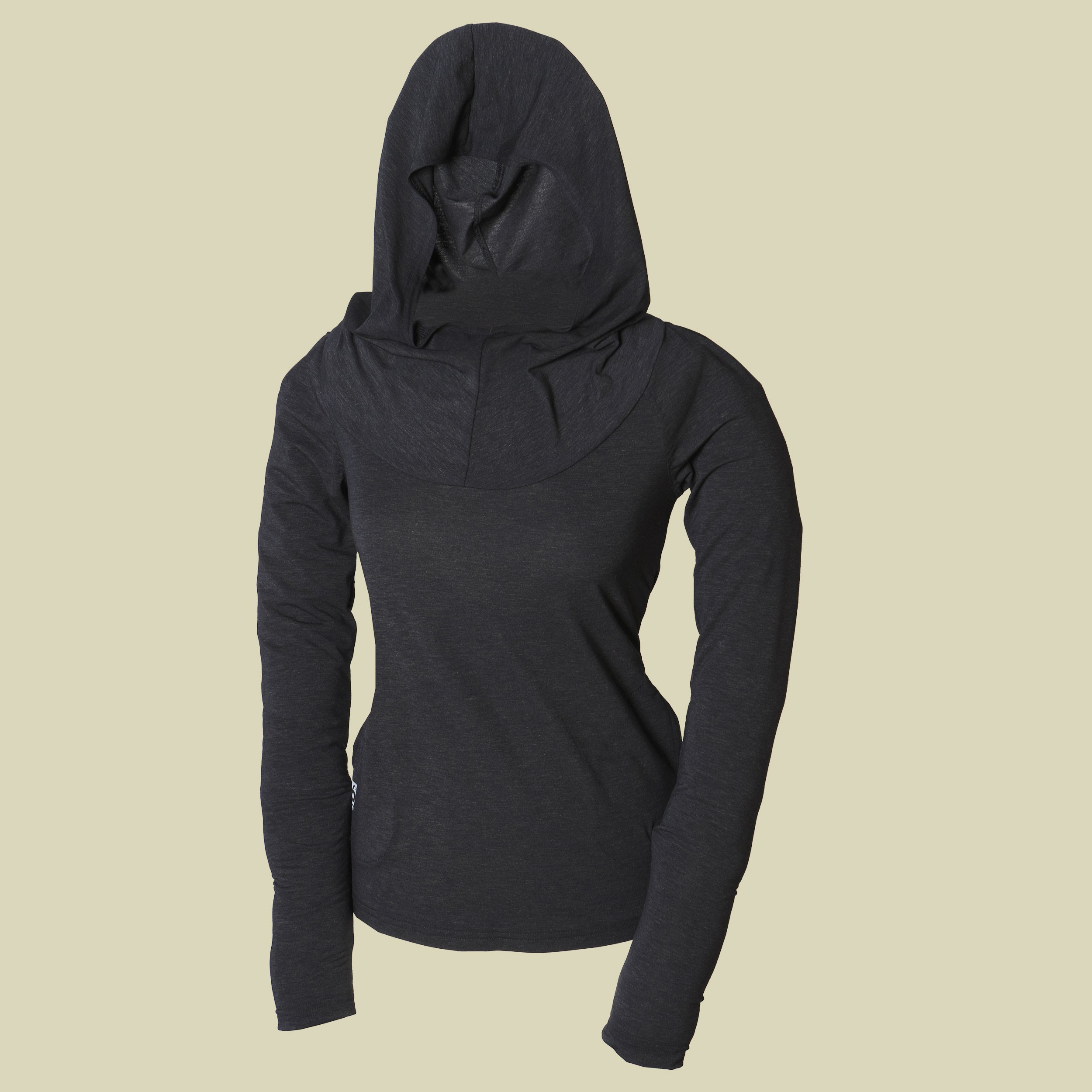 Unnur Hooded Long Sleeve Women