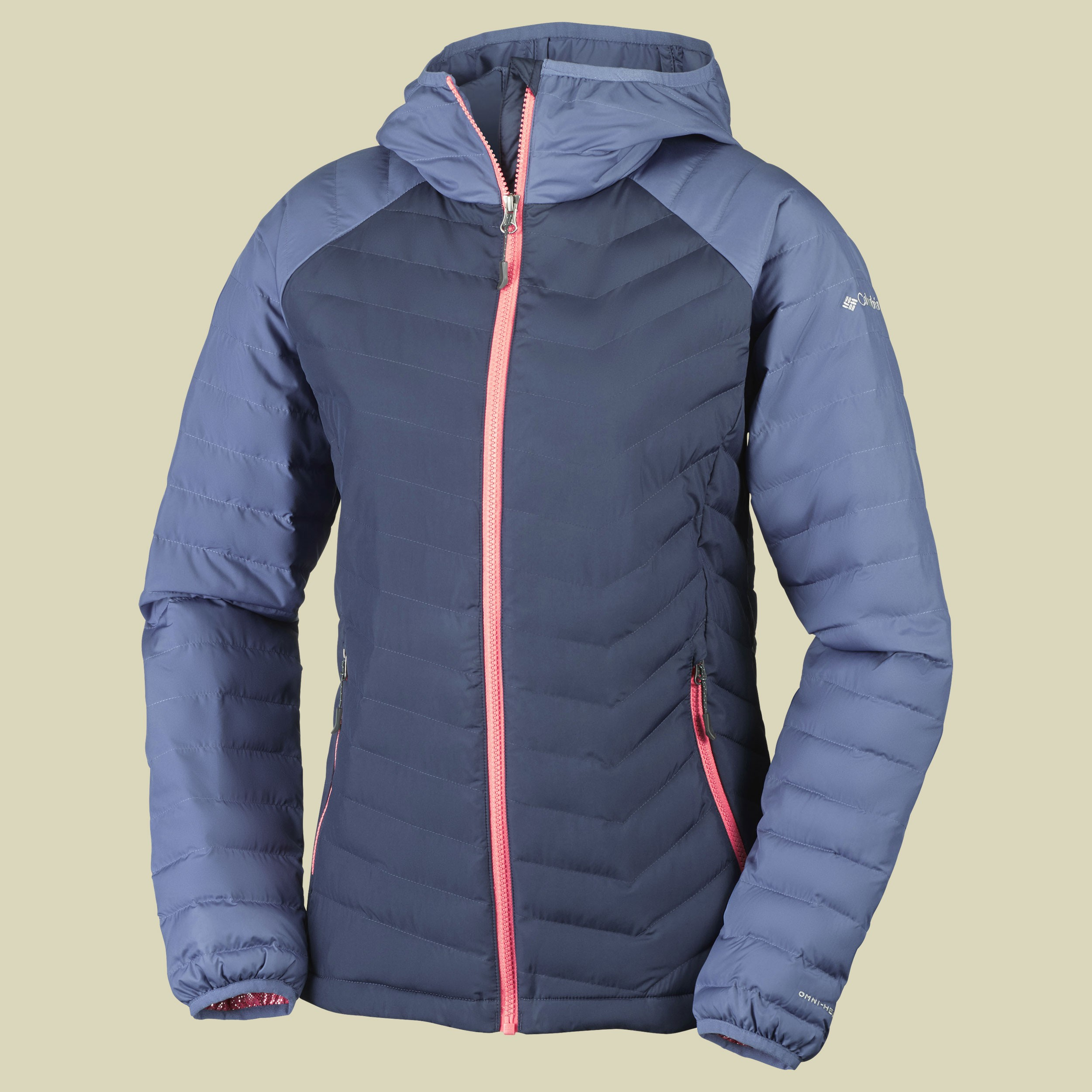 Powder Lite Hooded Jacket Women