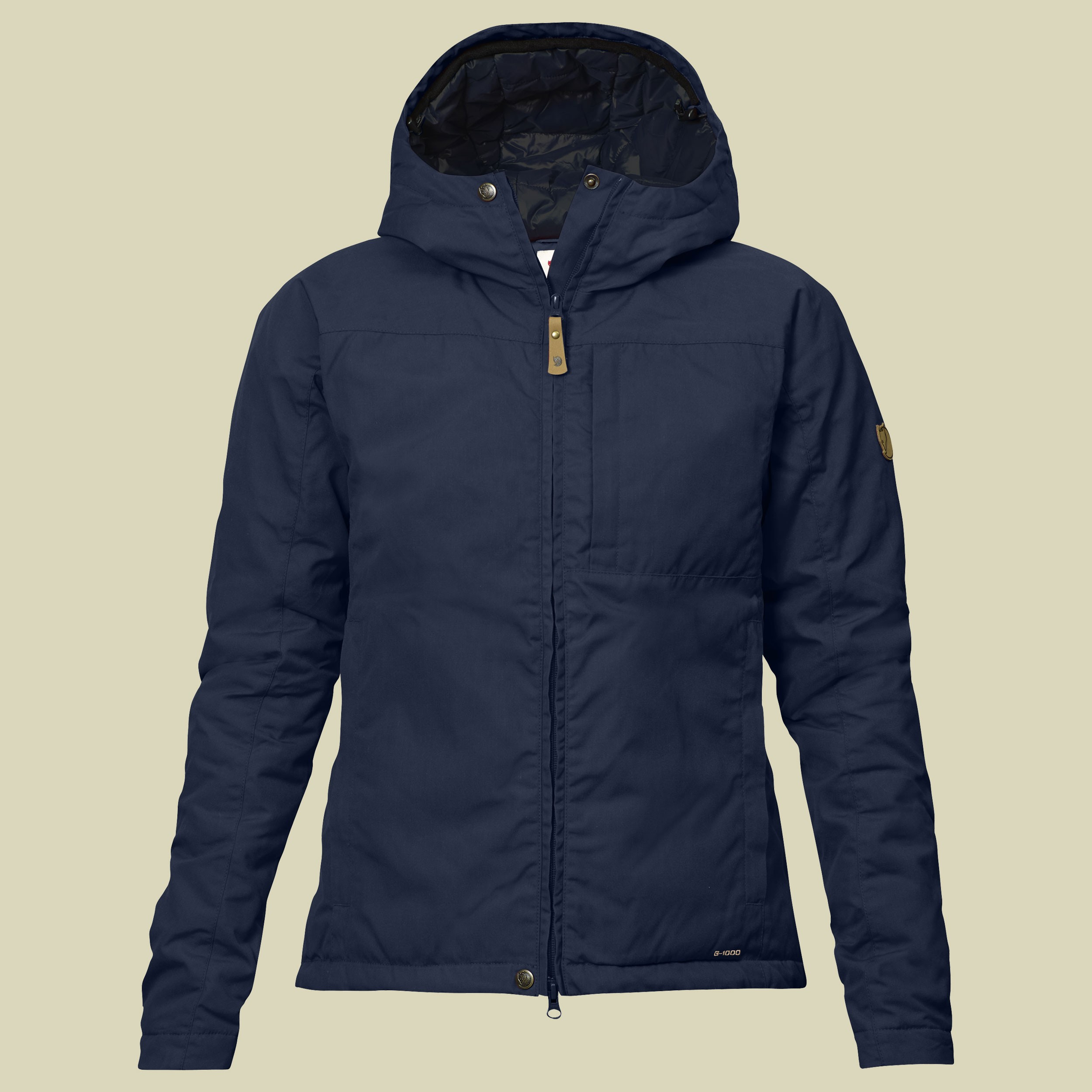 Kiruna Padded Jacket Women