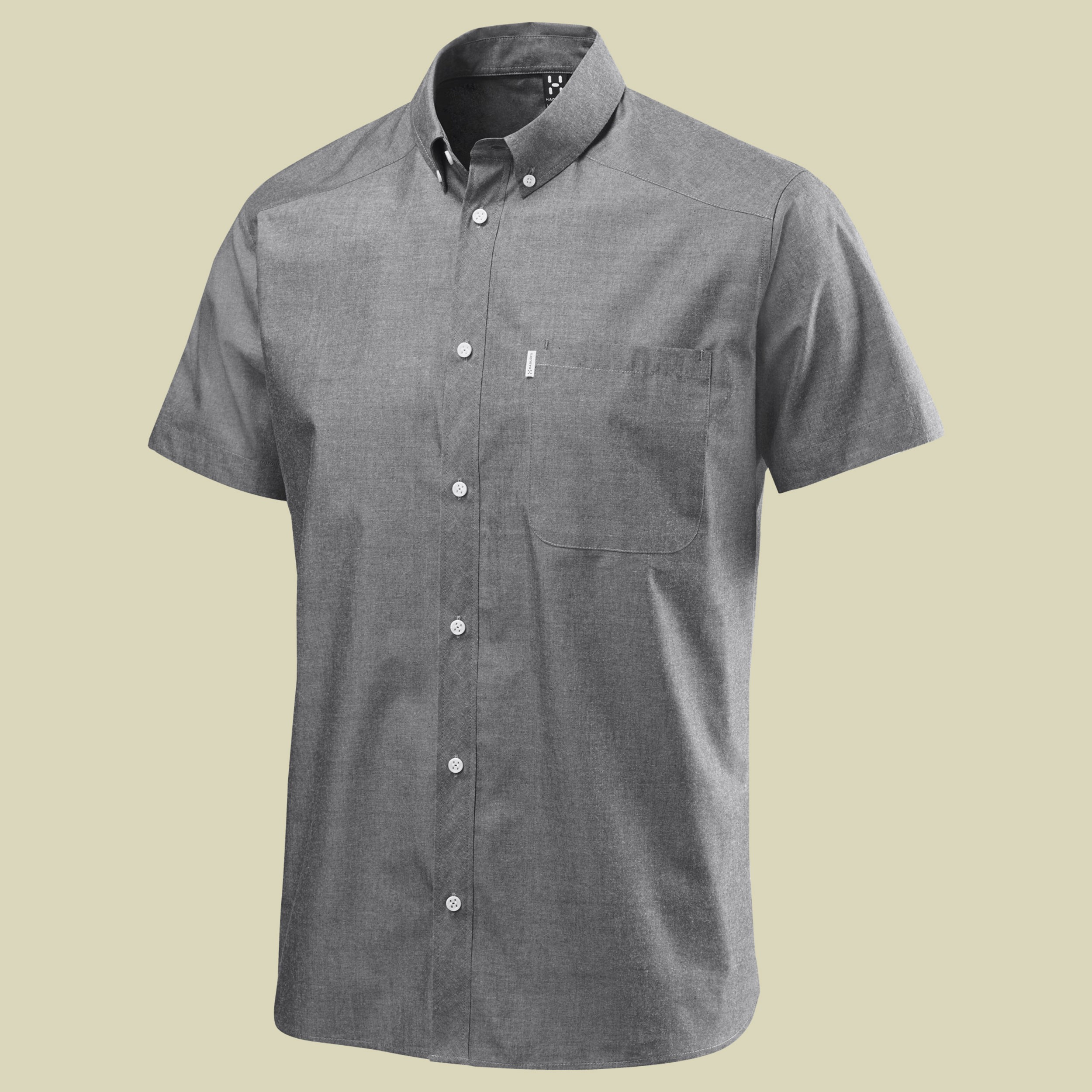 Zuma SS Shirt Solid Men