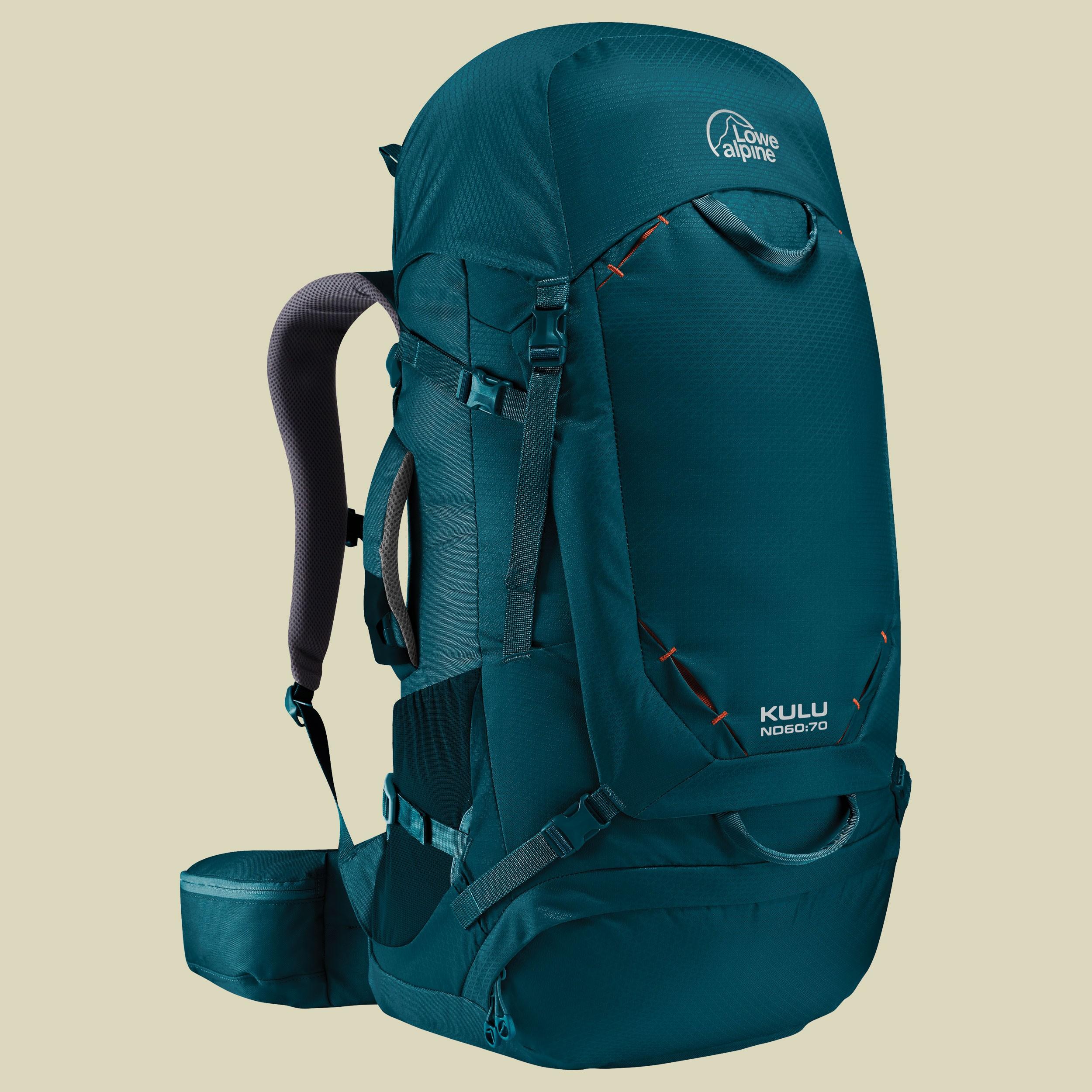 Lowe Alpine Kulu ND 60:70 - Damen Trekkingrucksack - naturzeit