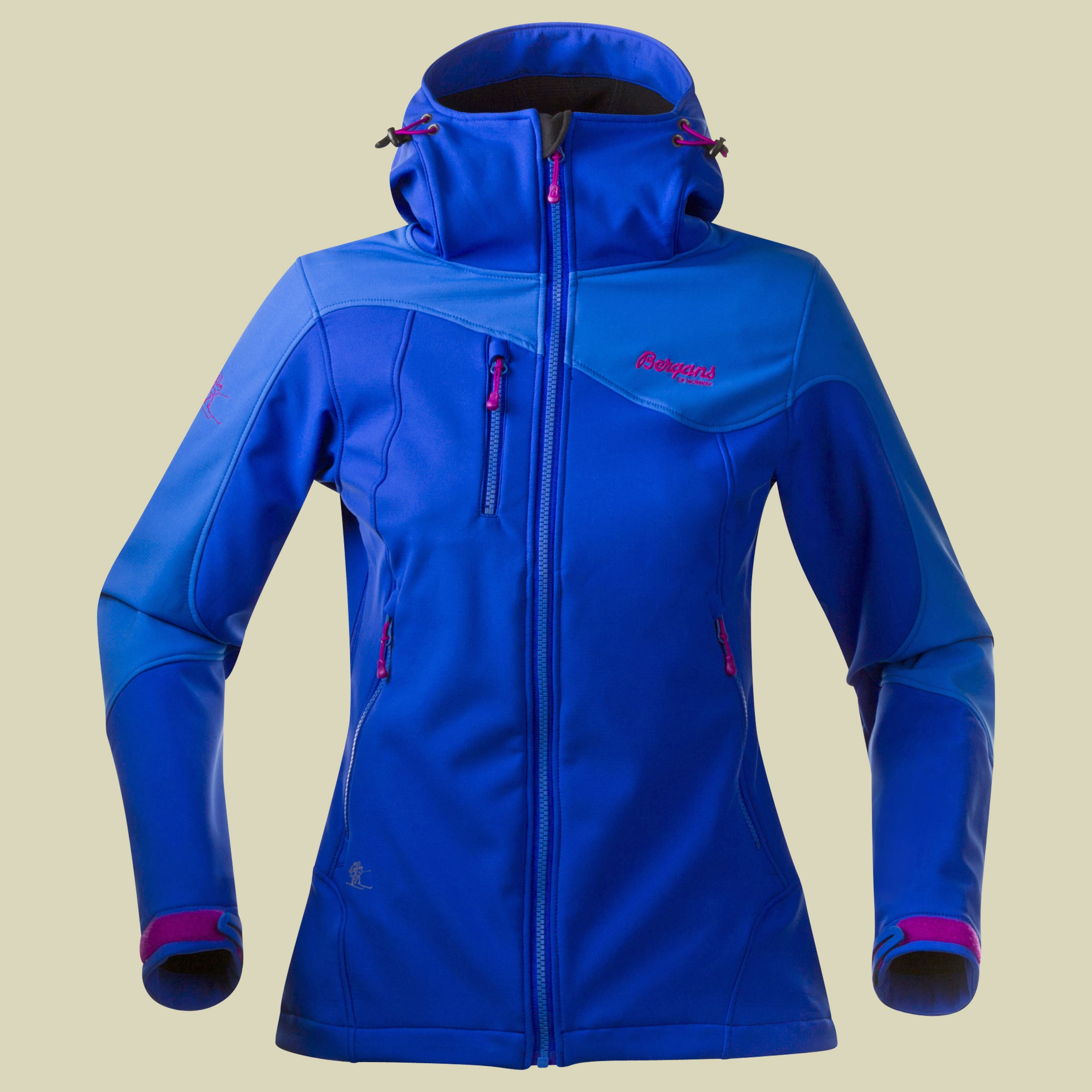 Stryn Softshell Lady Jacket