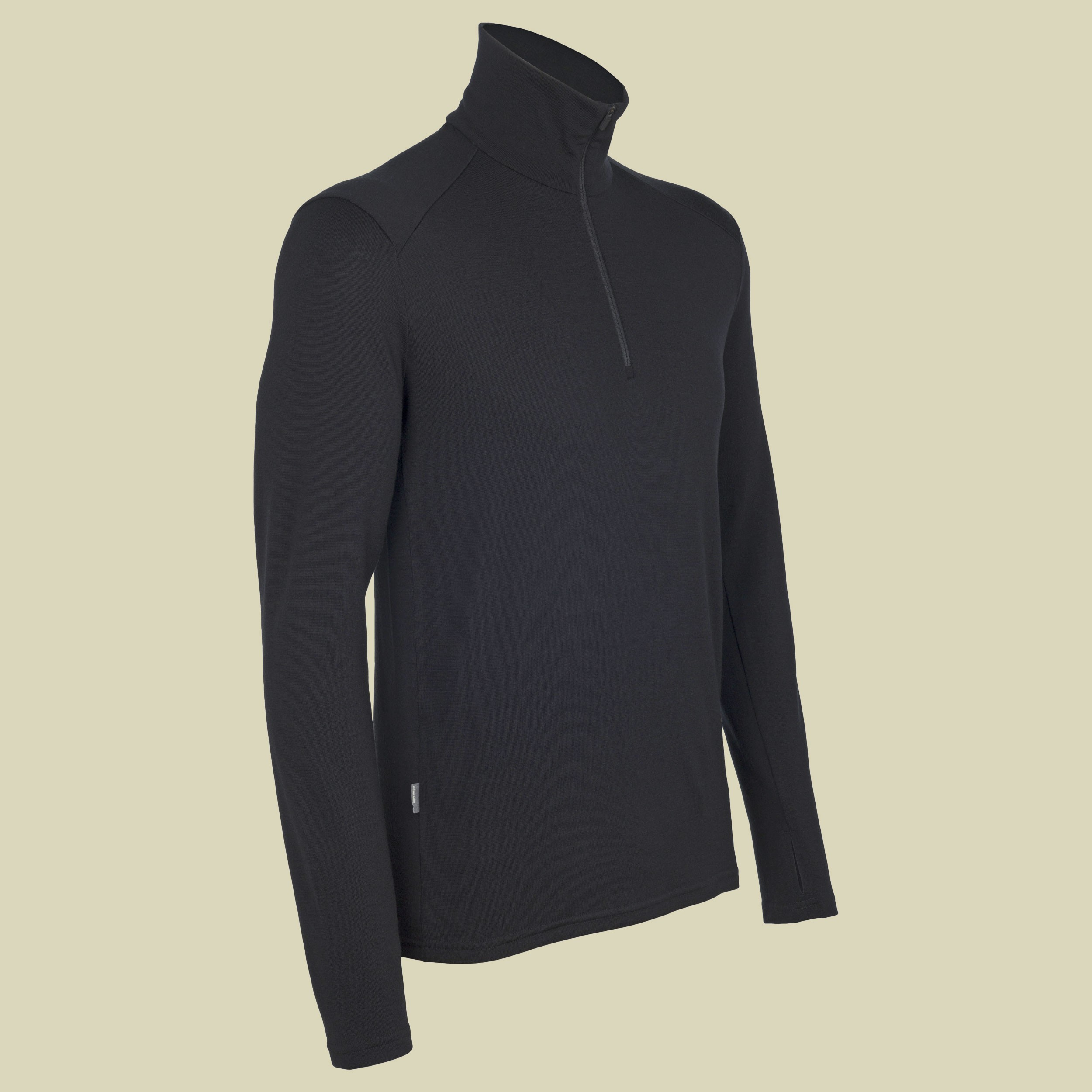 Tech Top LS Half Zip Men 260