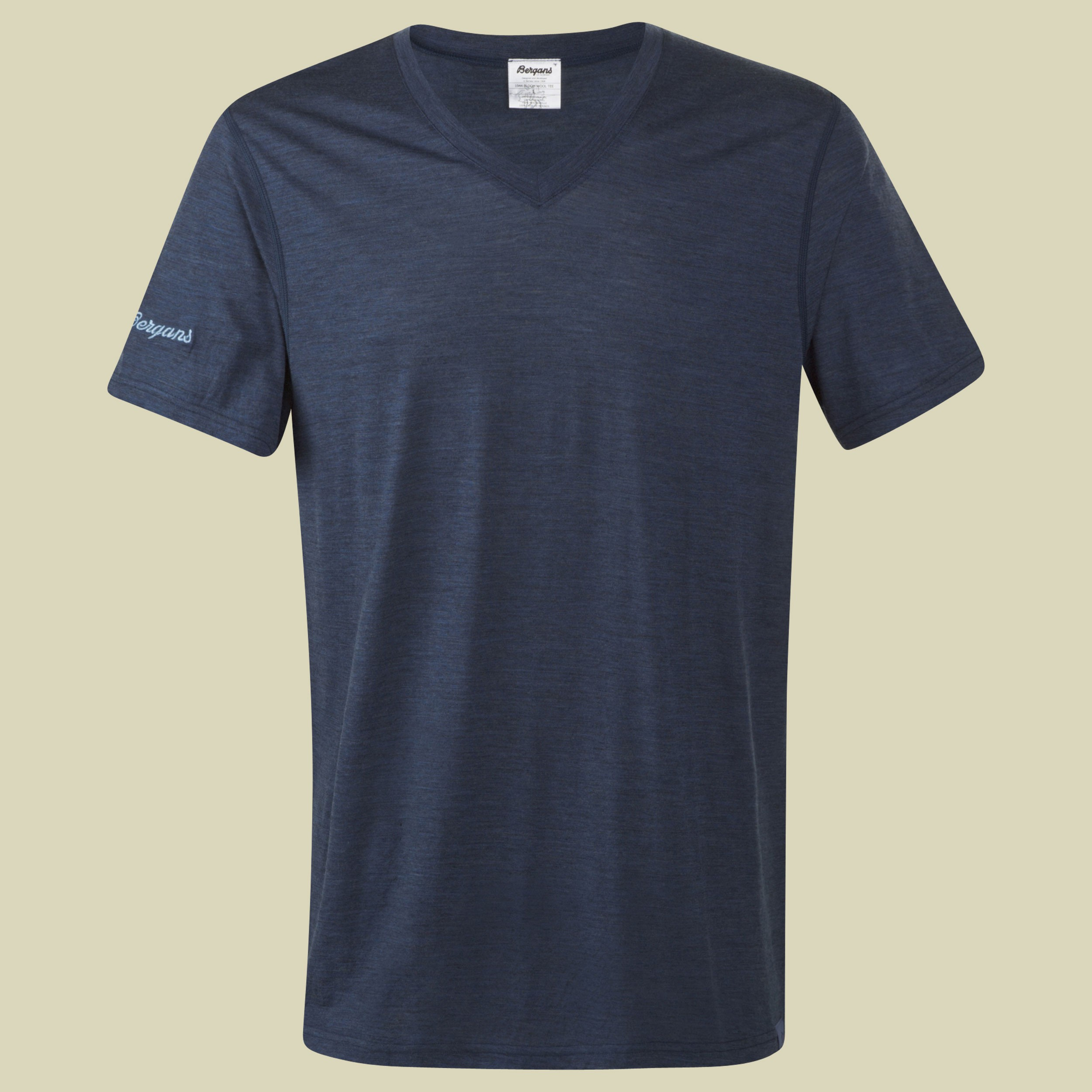Bloom Wool Tee Men