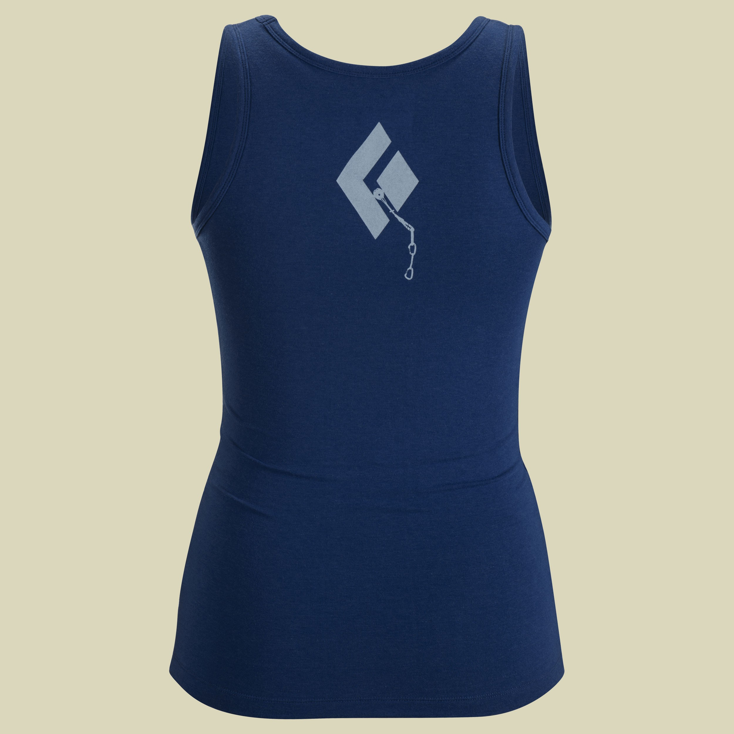 S/S Placement Tank Women