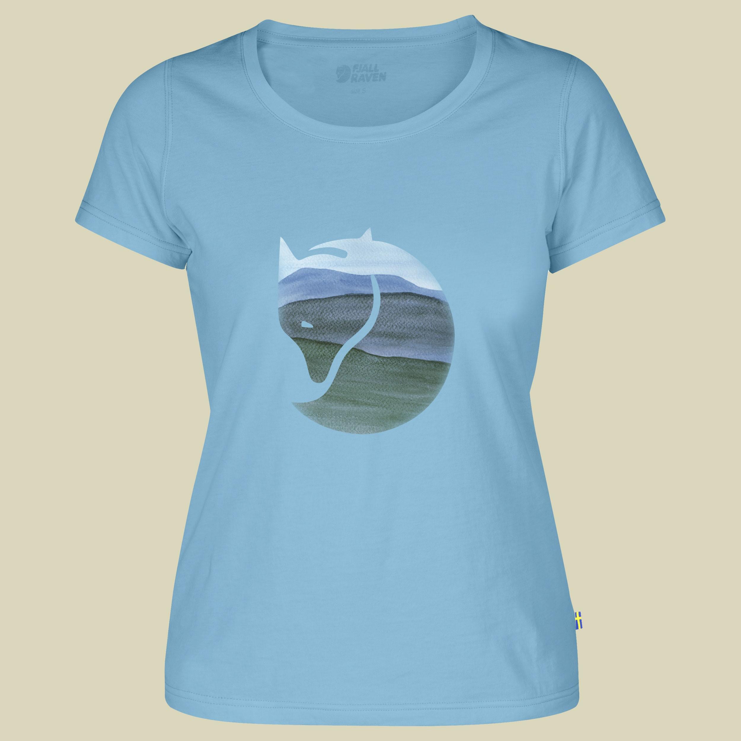Watercolour Fox T-Shirt Women