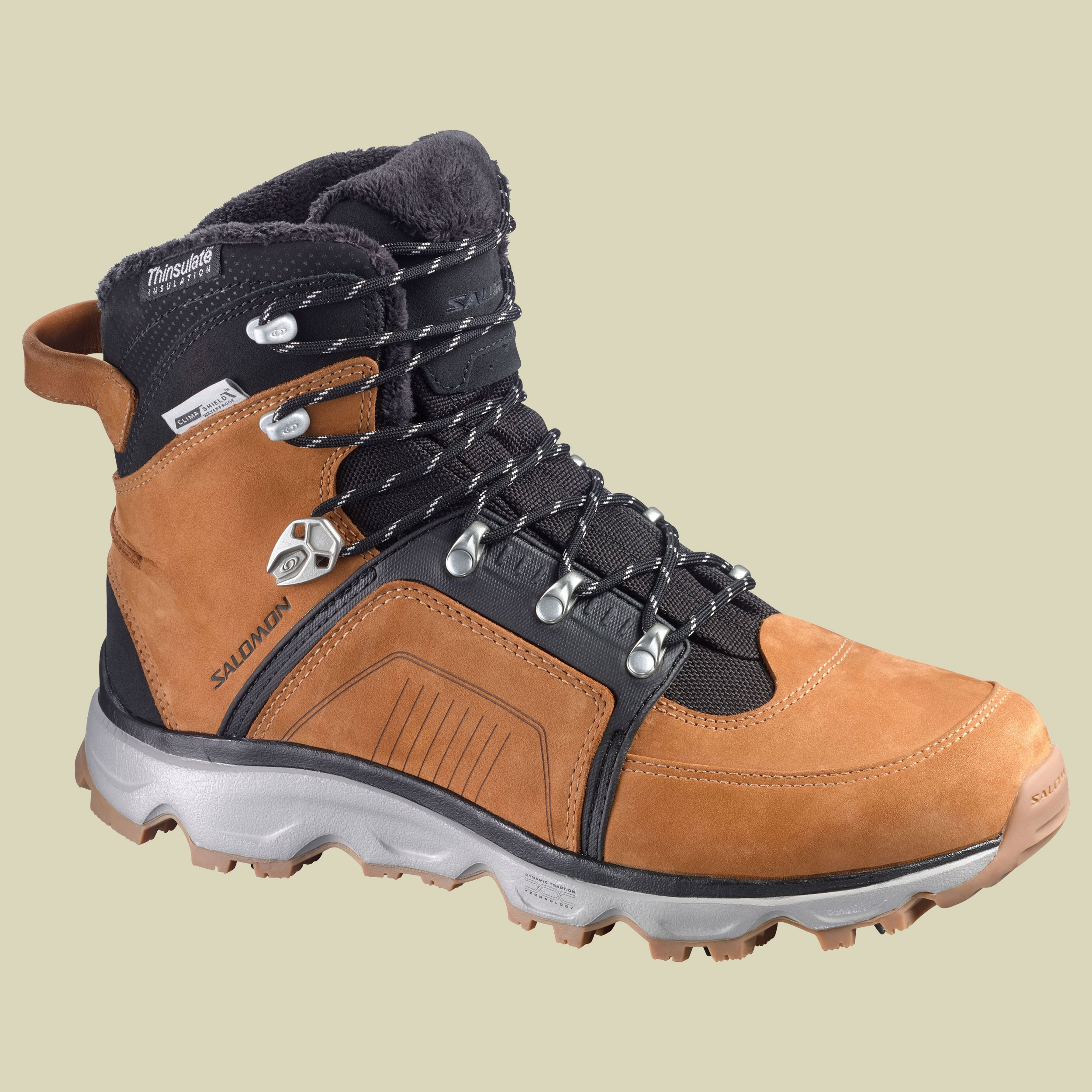 Salomon Switch 2 TS CS WP Men - Winterstiefel Herren - naturzeit 2ed369a927