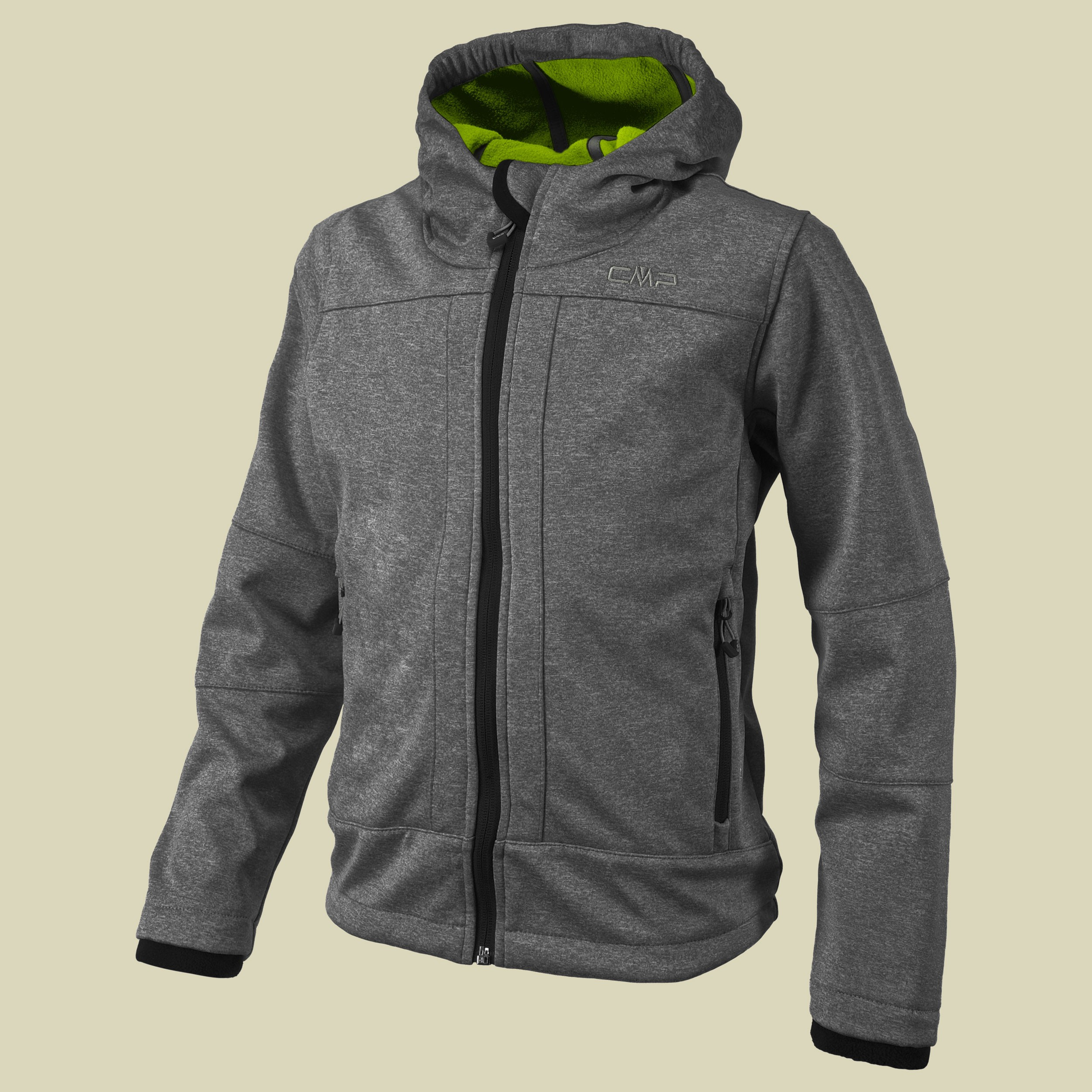 Boy Softshell Jacket Fix Hood CMP 3A00094M